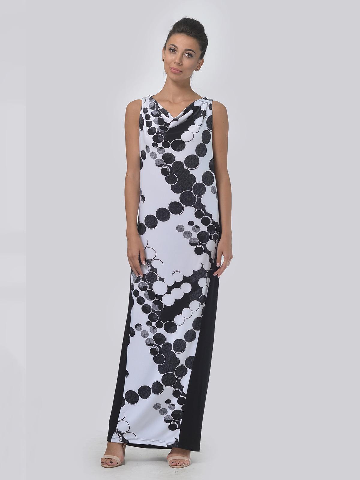 Платье в принт | 4767833