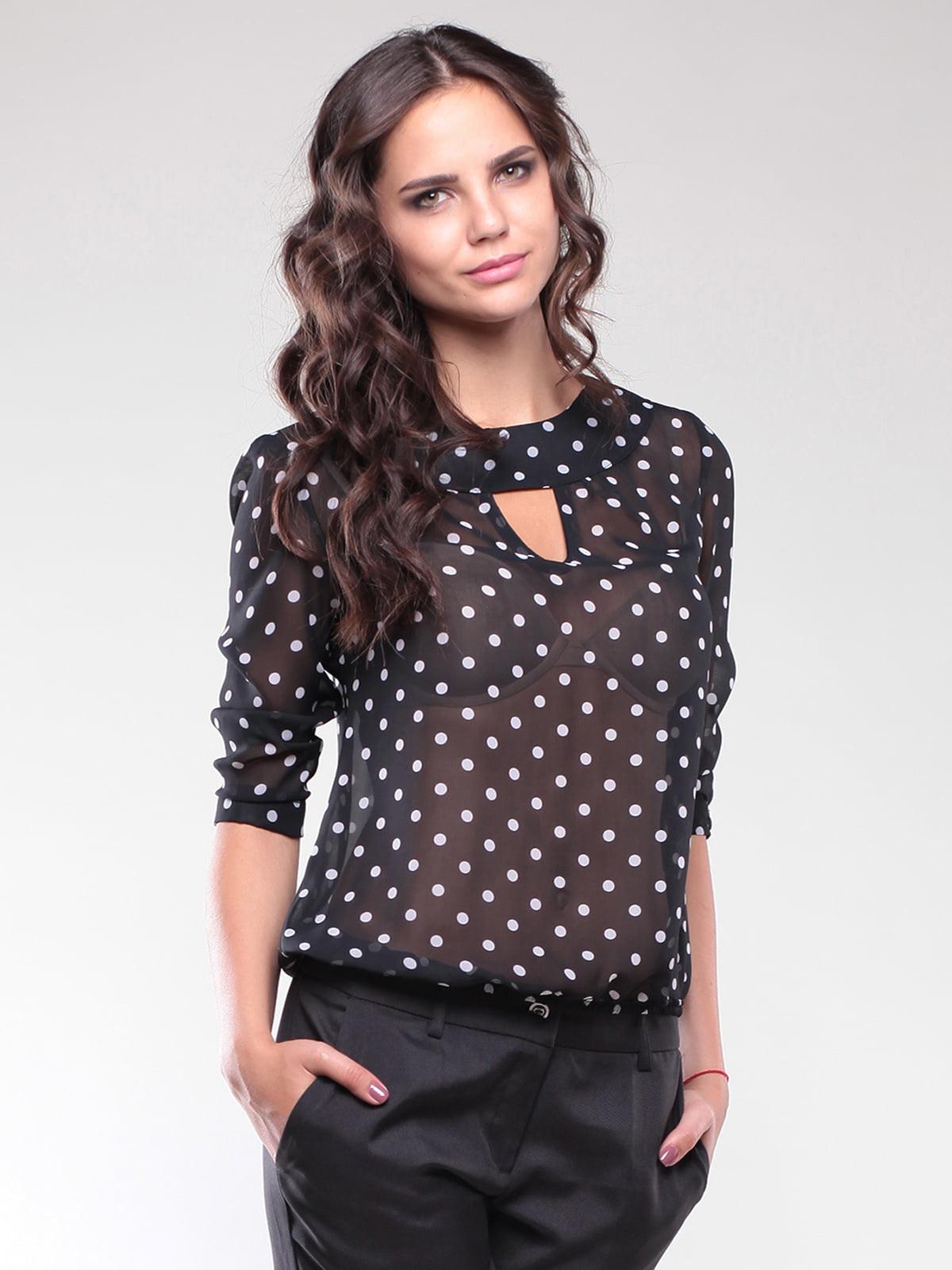 светлая блузка в горошек фото несмотря защиту попытки