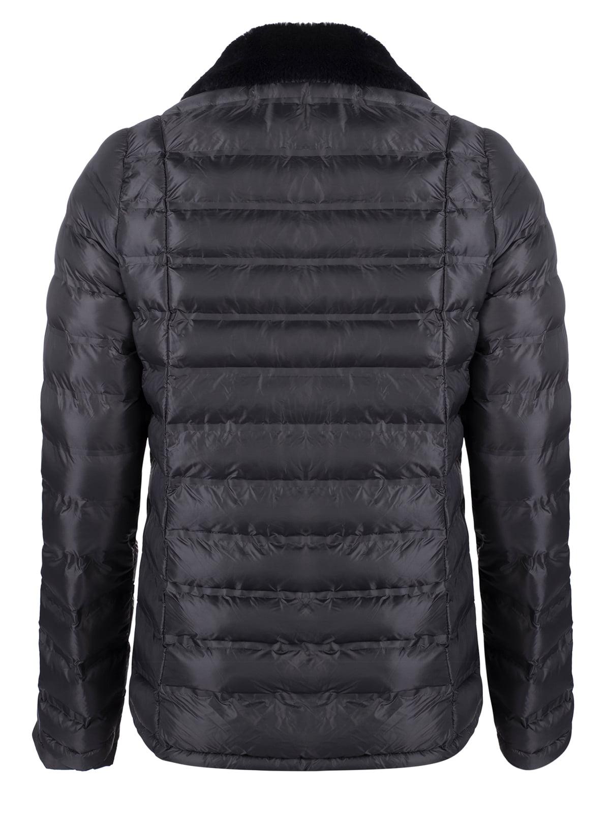 Куртка черная | 4649802 | фото 3