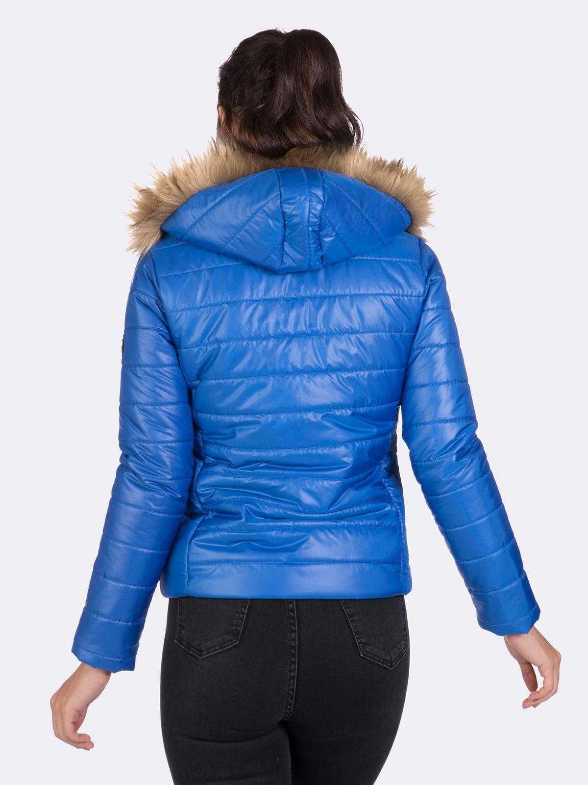 Куртка цвета электрик | 4764634 | фото 8