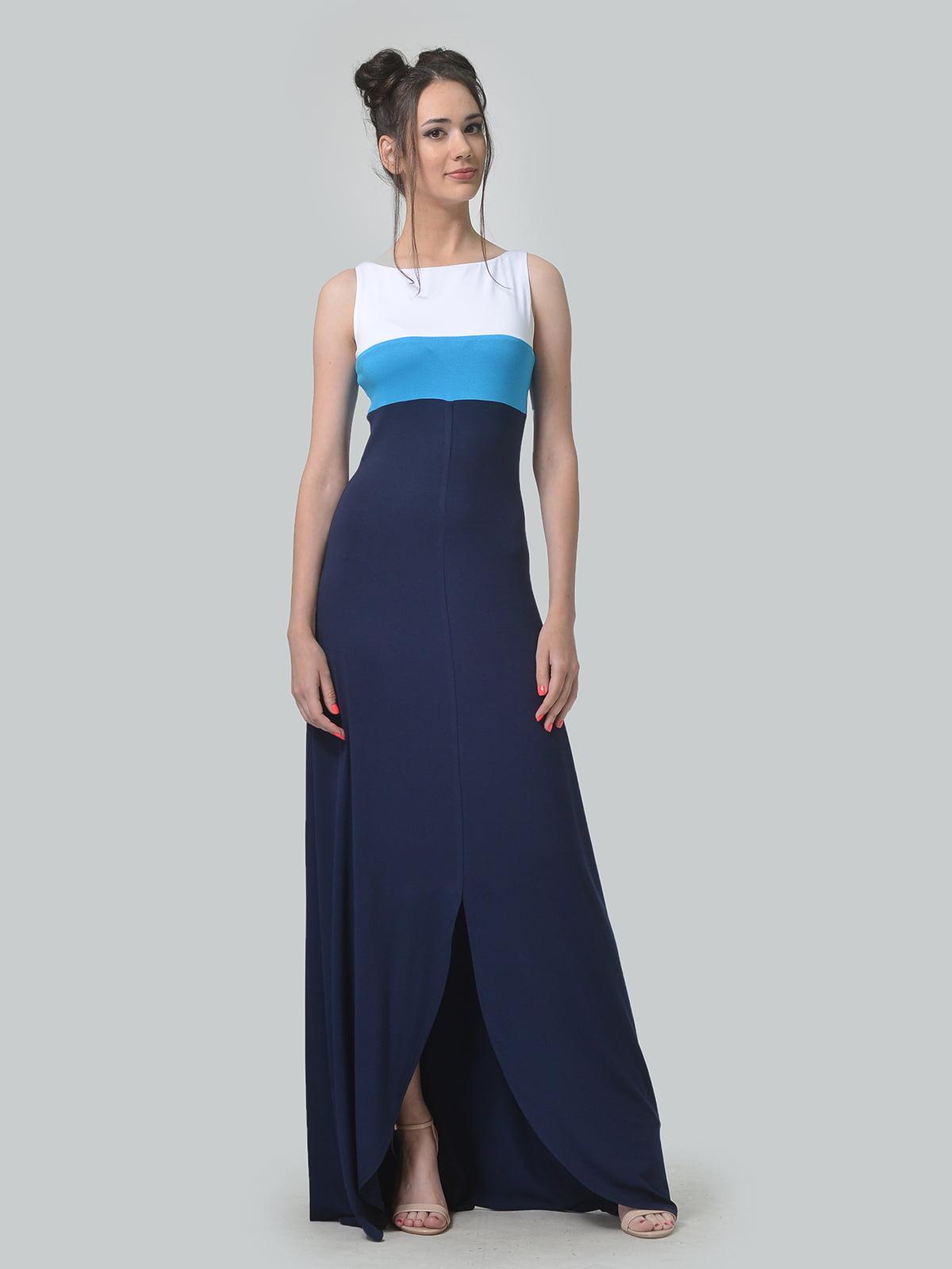 Сукня триколірна | 4767829