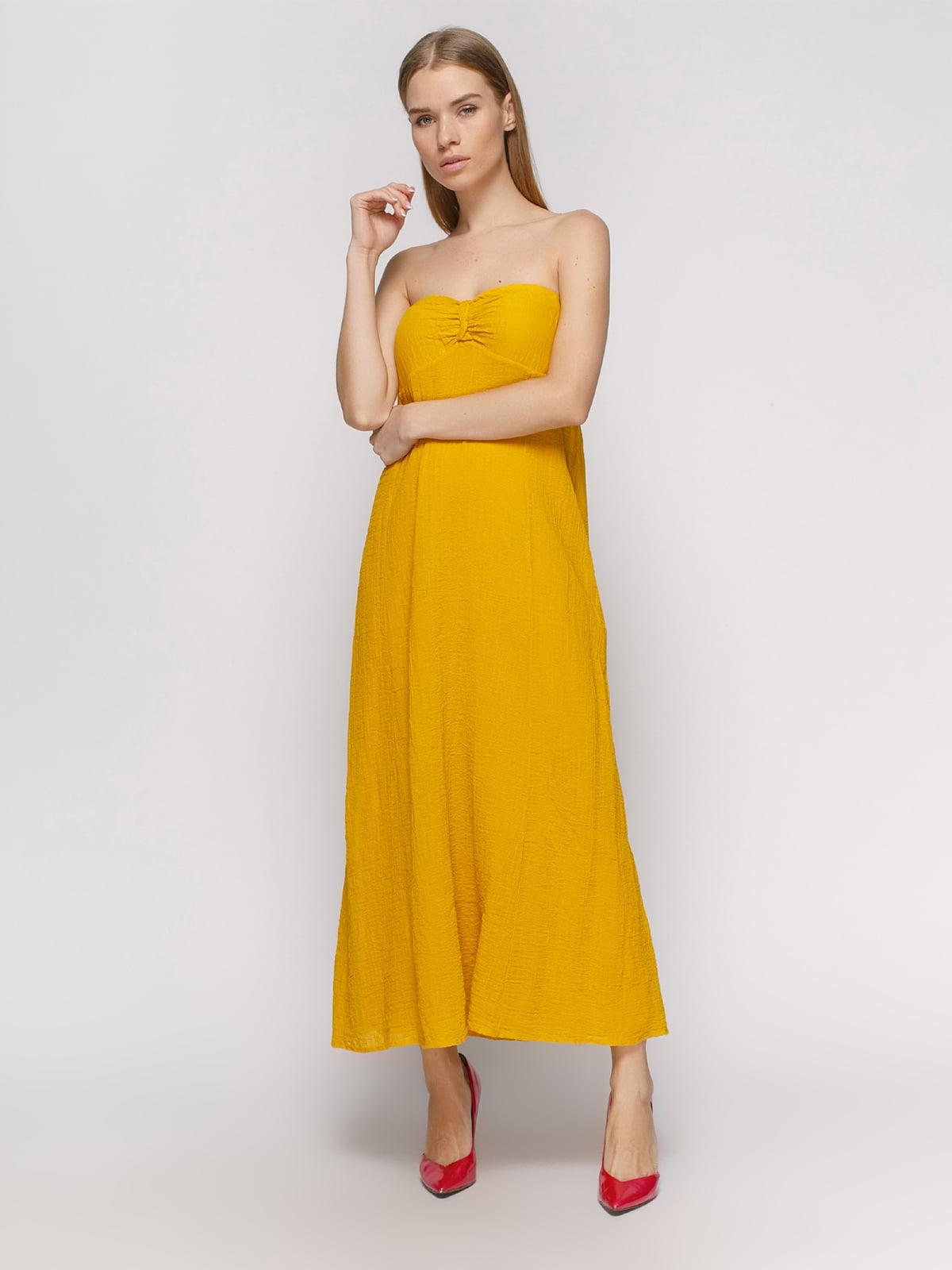 Сарафан жовтий | 2785084