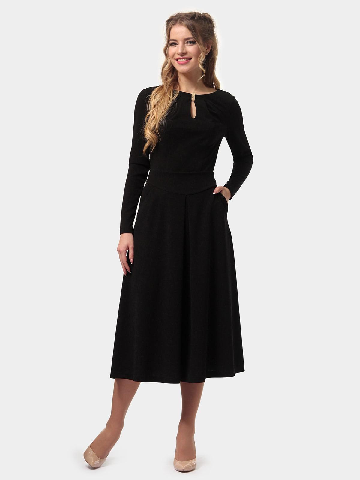 Платье черное | 4775674