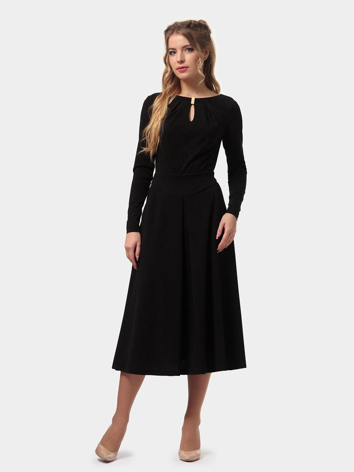 Платье черное | 4775674 | фото 4