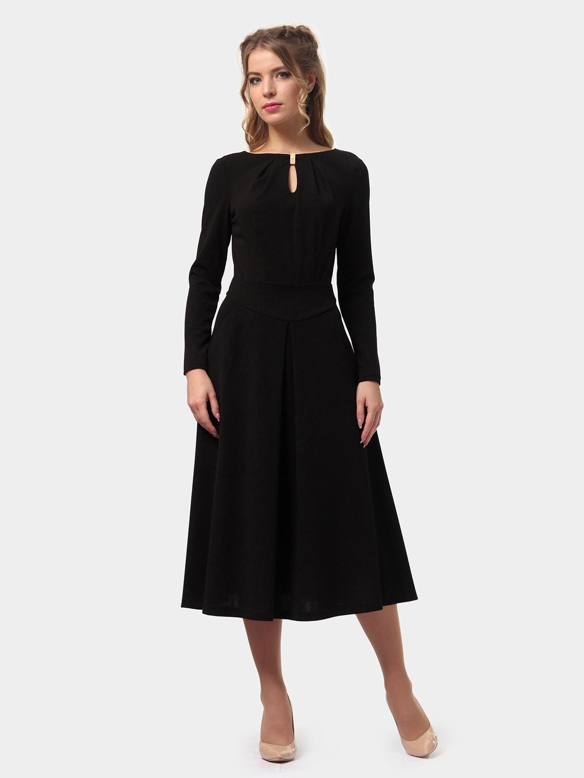 Платье черное | 4775674 | фото 5