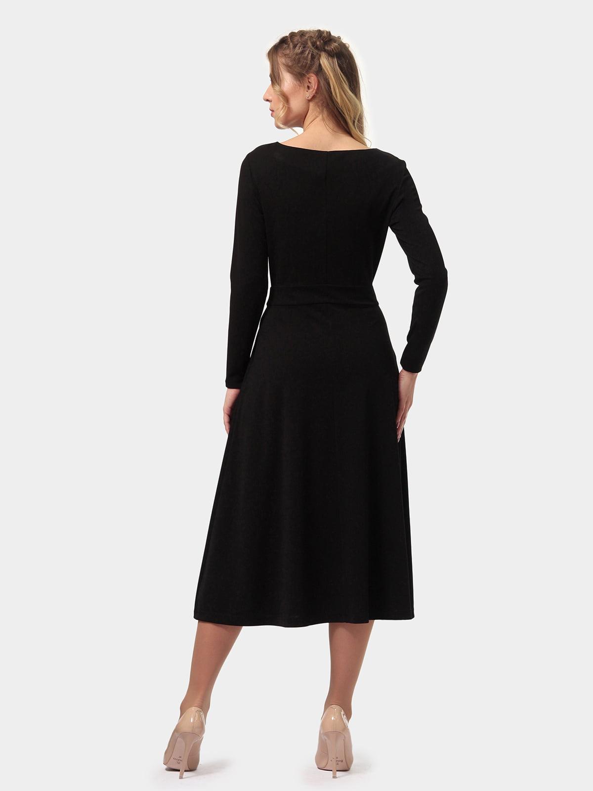 Платье черное | 4775674 | фото 6