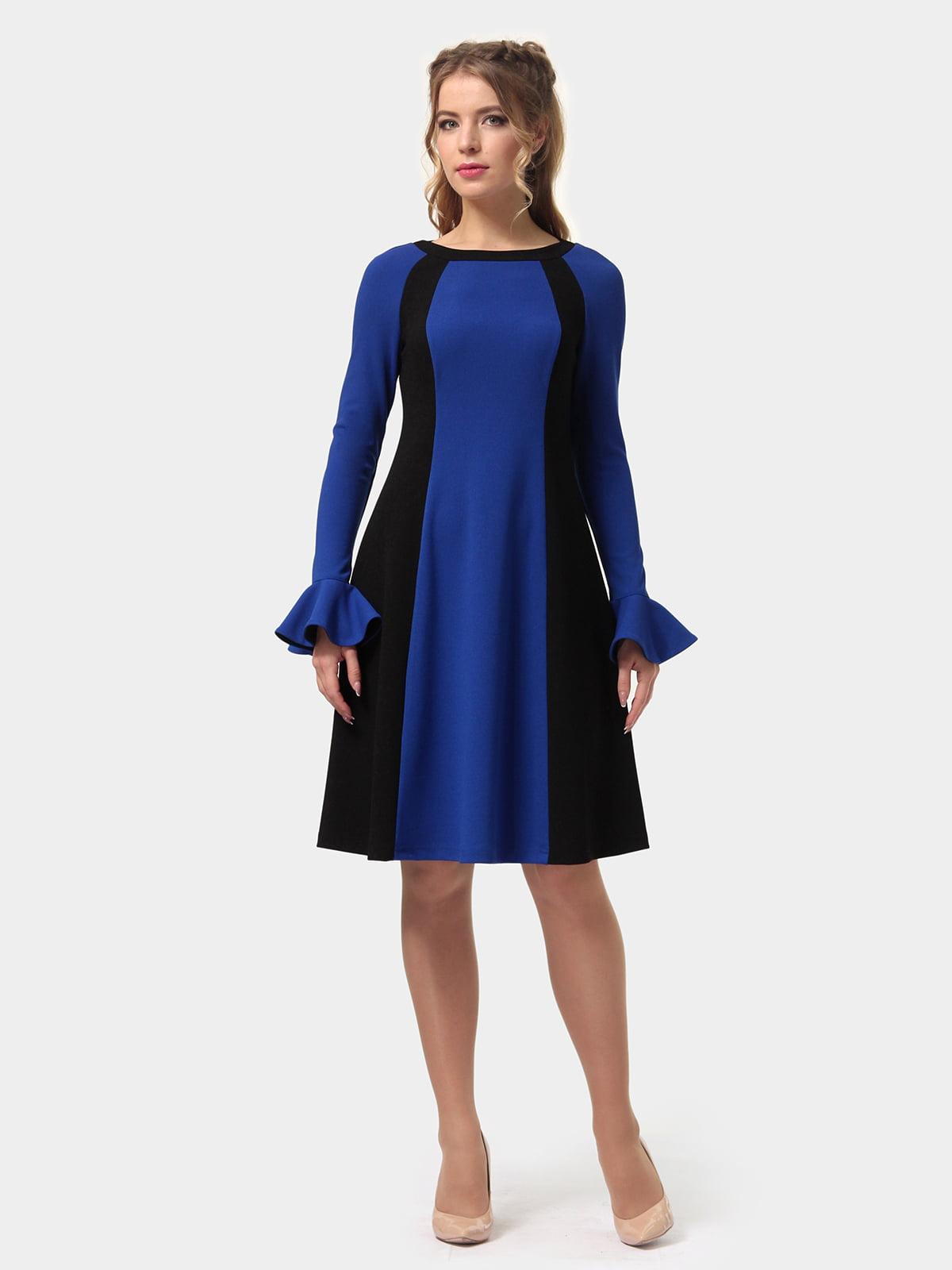 Платье двухцветное | 4775679 | фото 3
