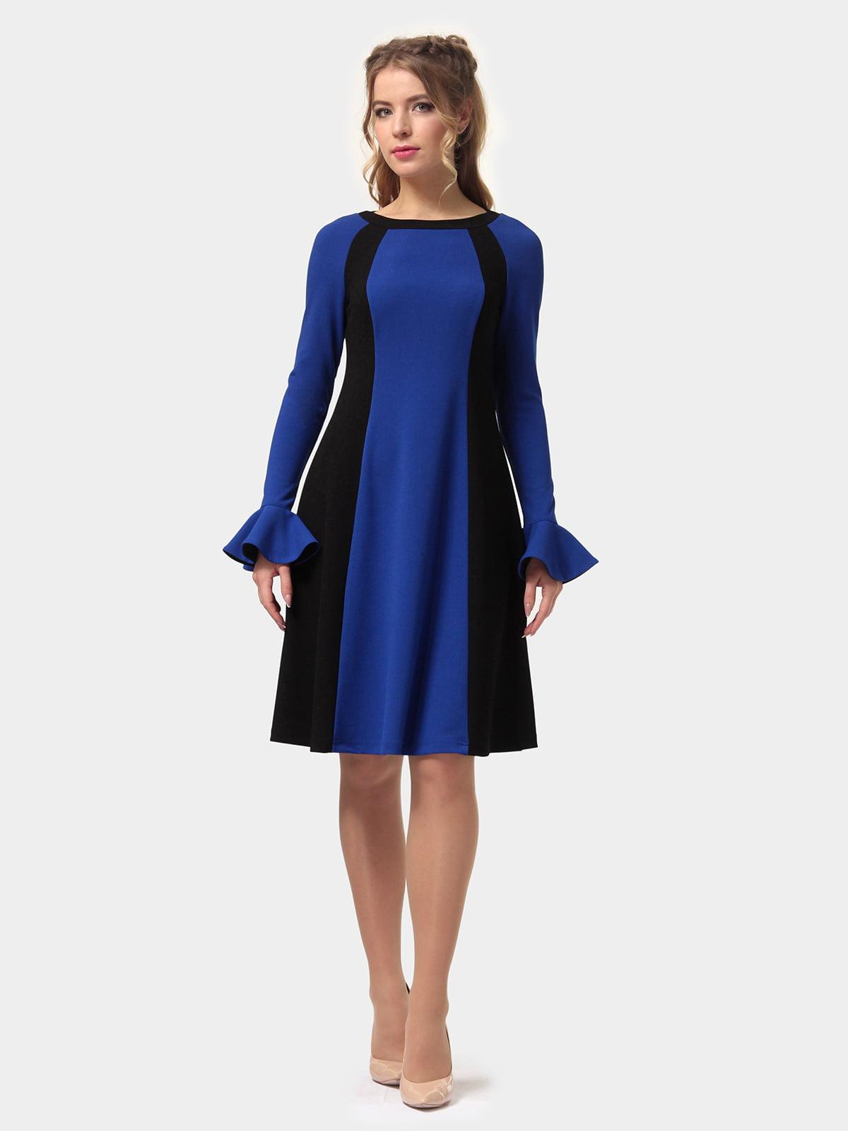 Платье двухцветное | 4775679 | фото 4