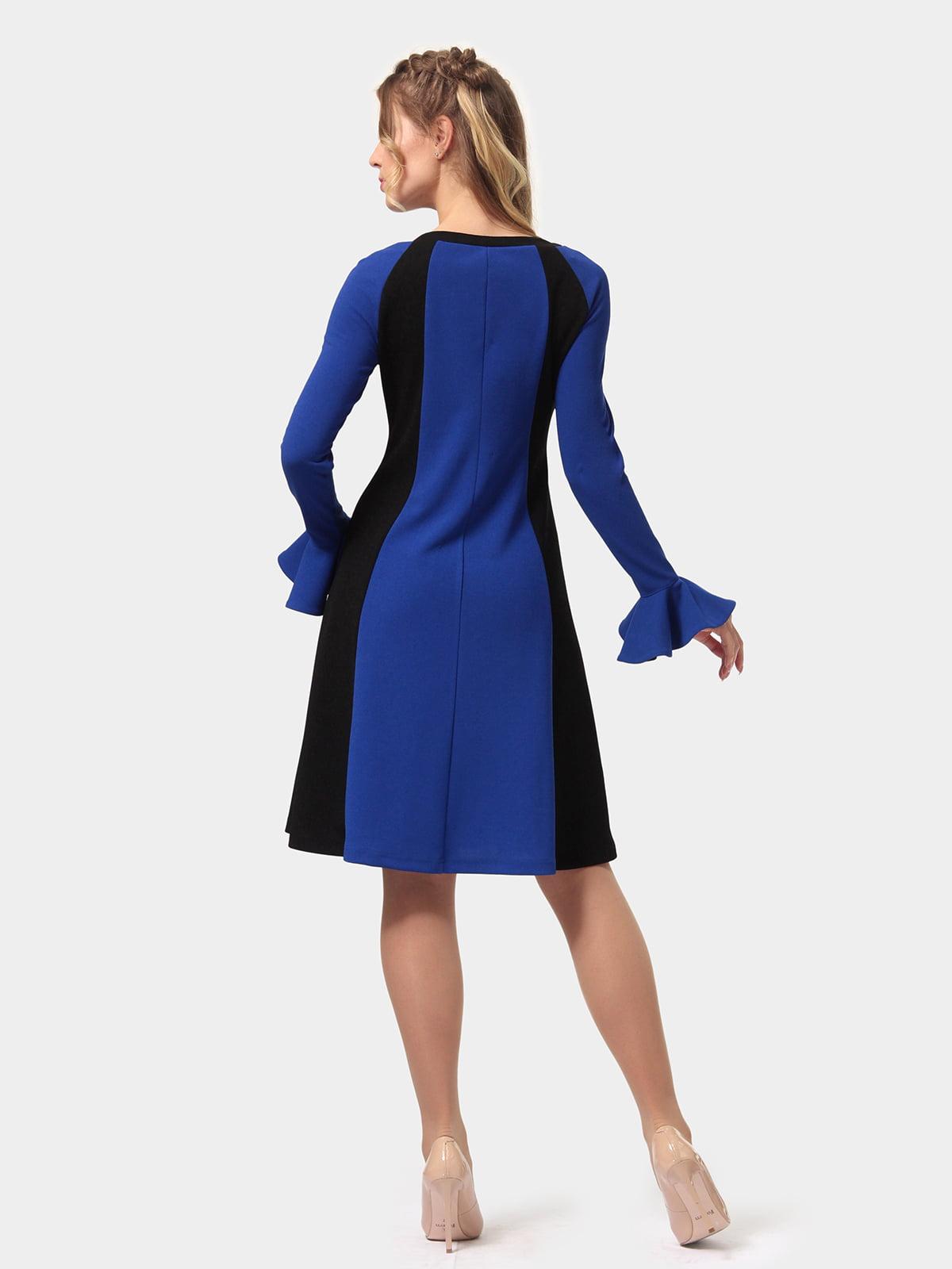 Платье двухцветное | 4775679 | фото 5