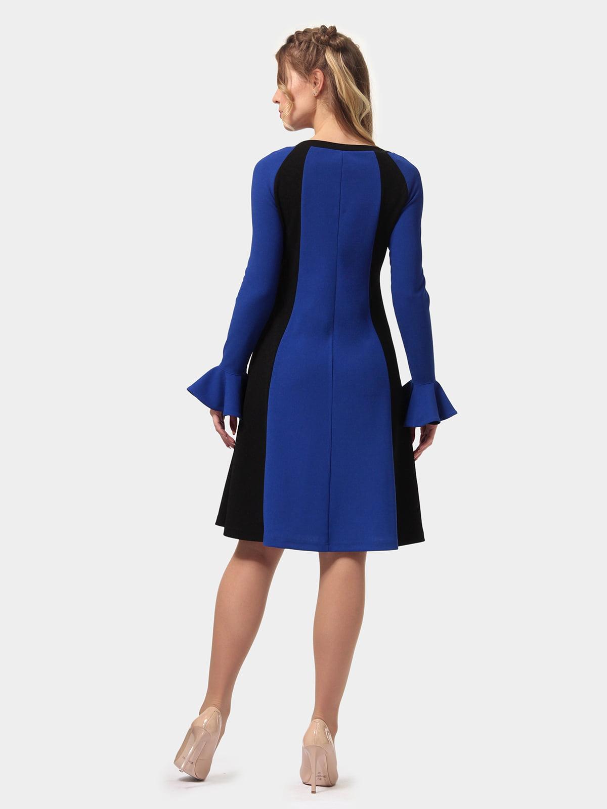 Платье двухцветное | 4775679 | фото 6