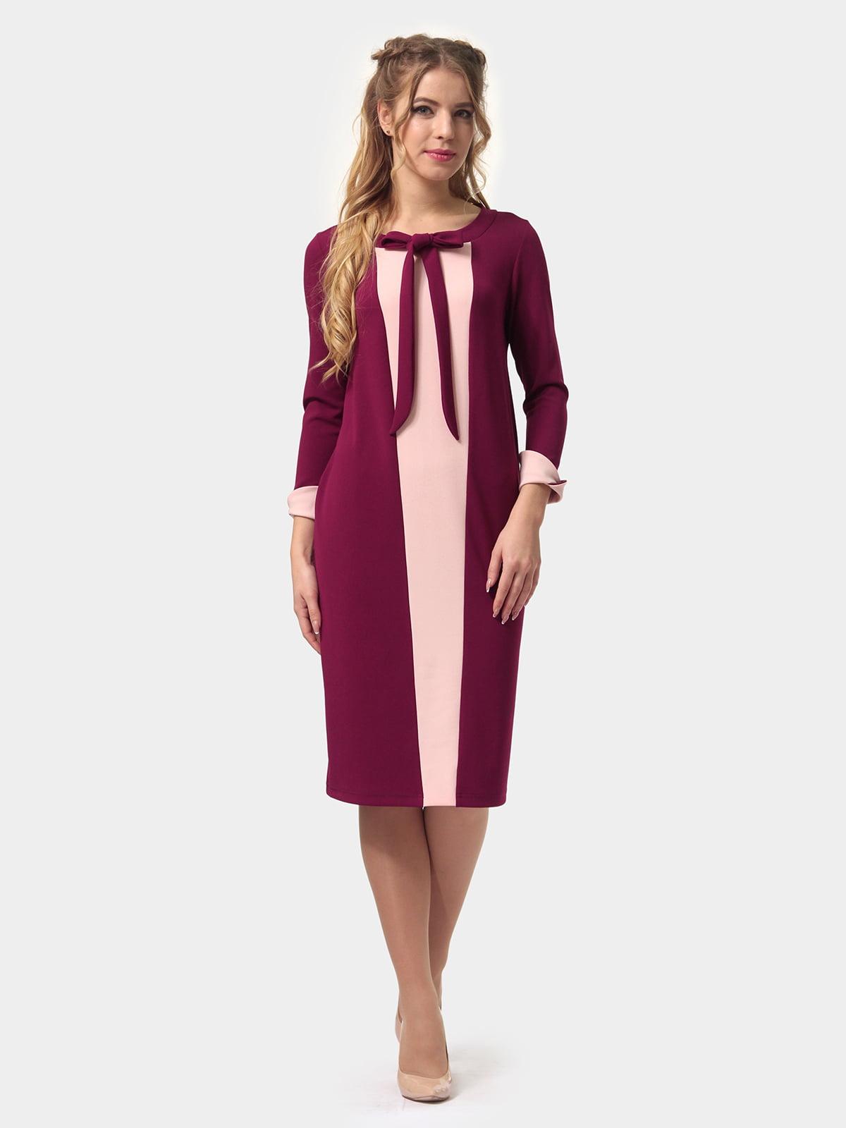Платье двухцветное | 4775681 | фото 2