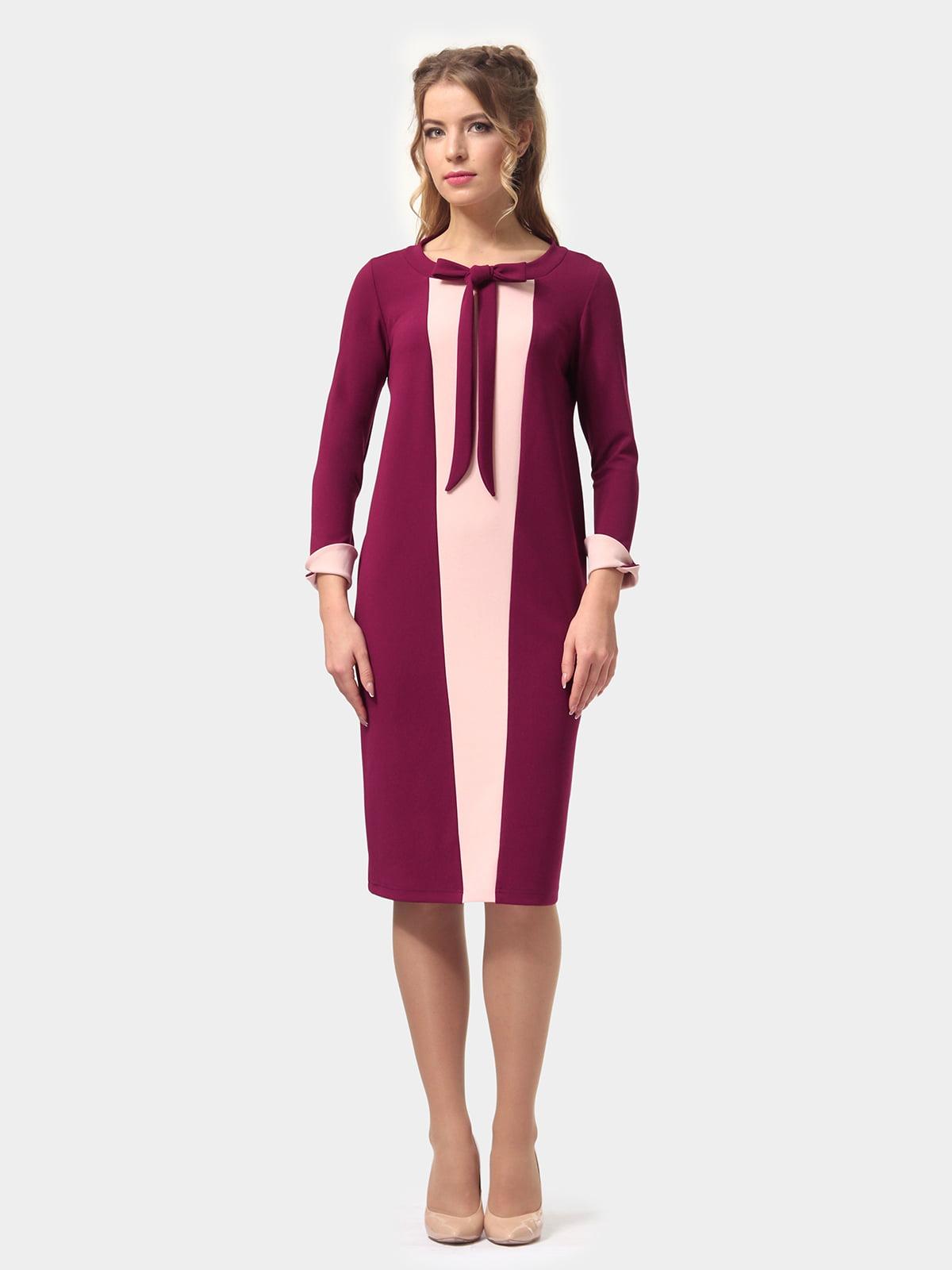 Платье двухцветное | 4775681 | фото 3