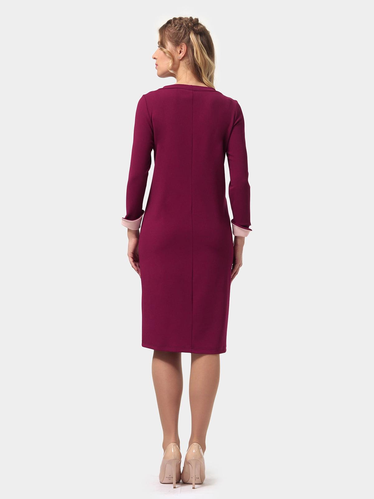 Платье двухцветное | 4775681 | фото 5