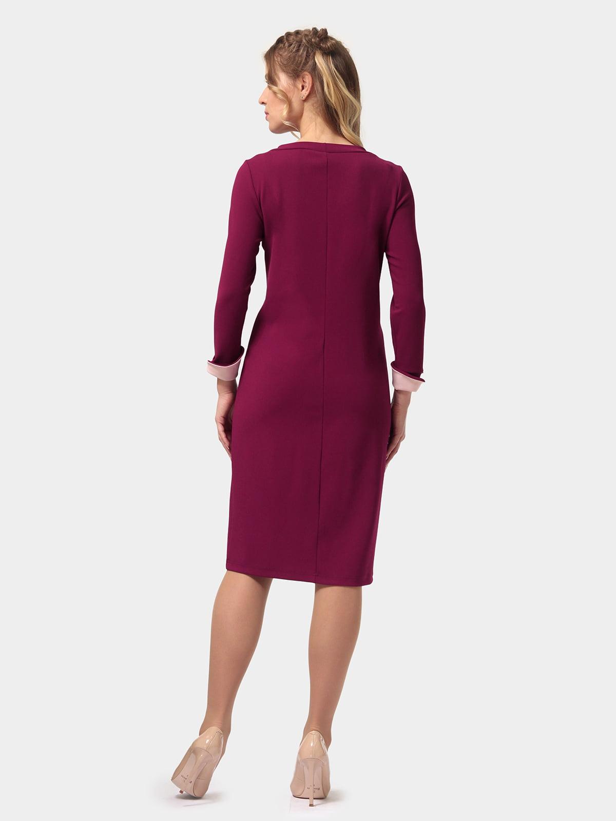 Платье двухцветное | 4775681 | фото 6