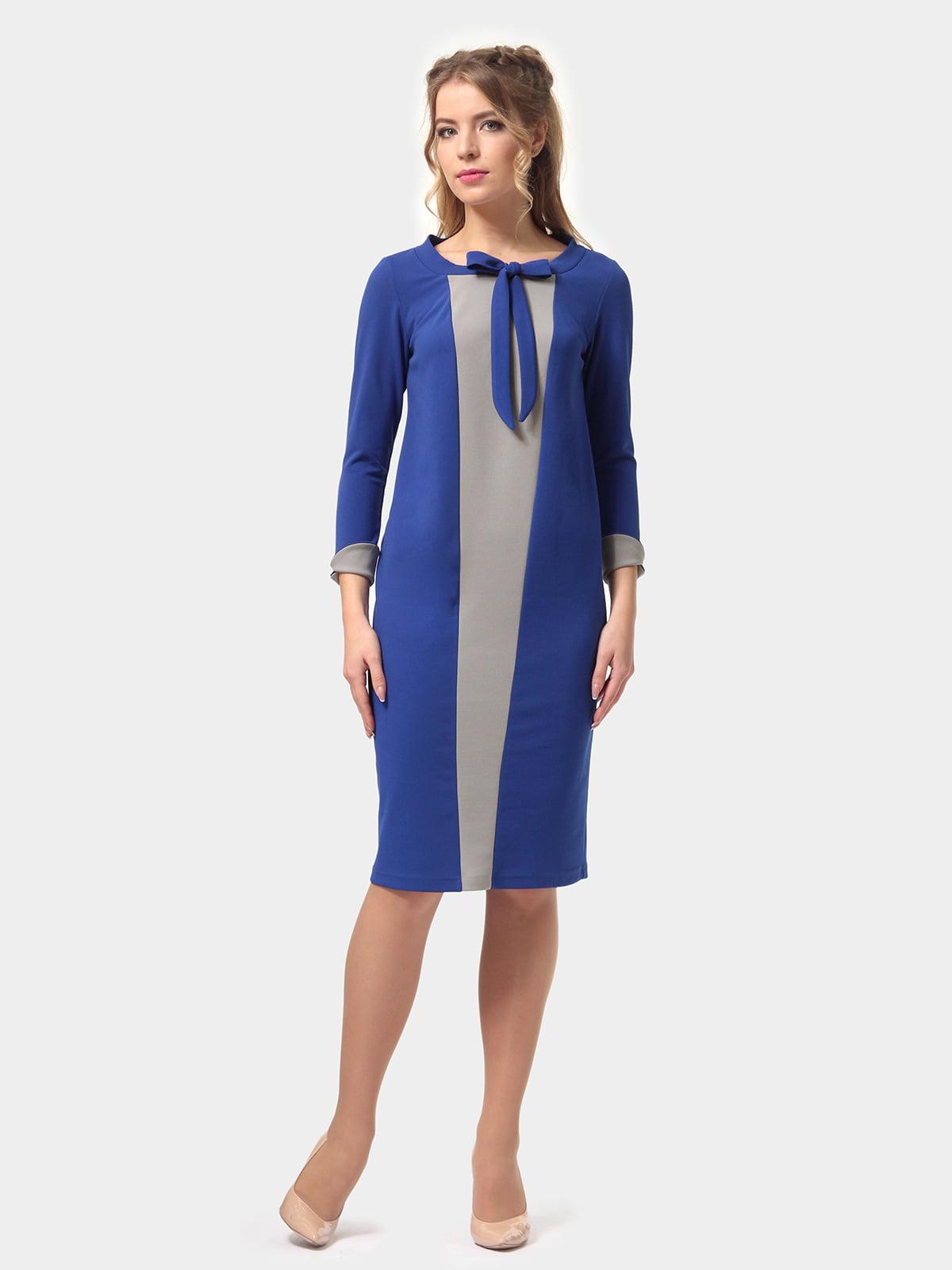 Сукня двоколірна | 4775683