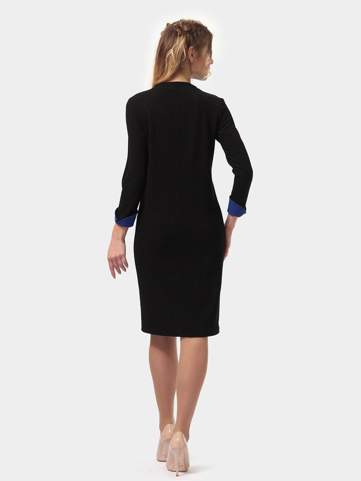 Платье двухцветное   4775685   фото 5