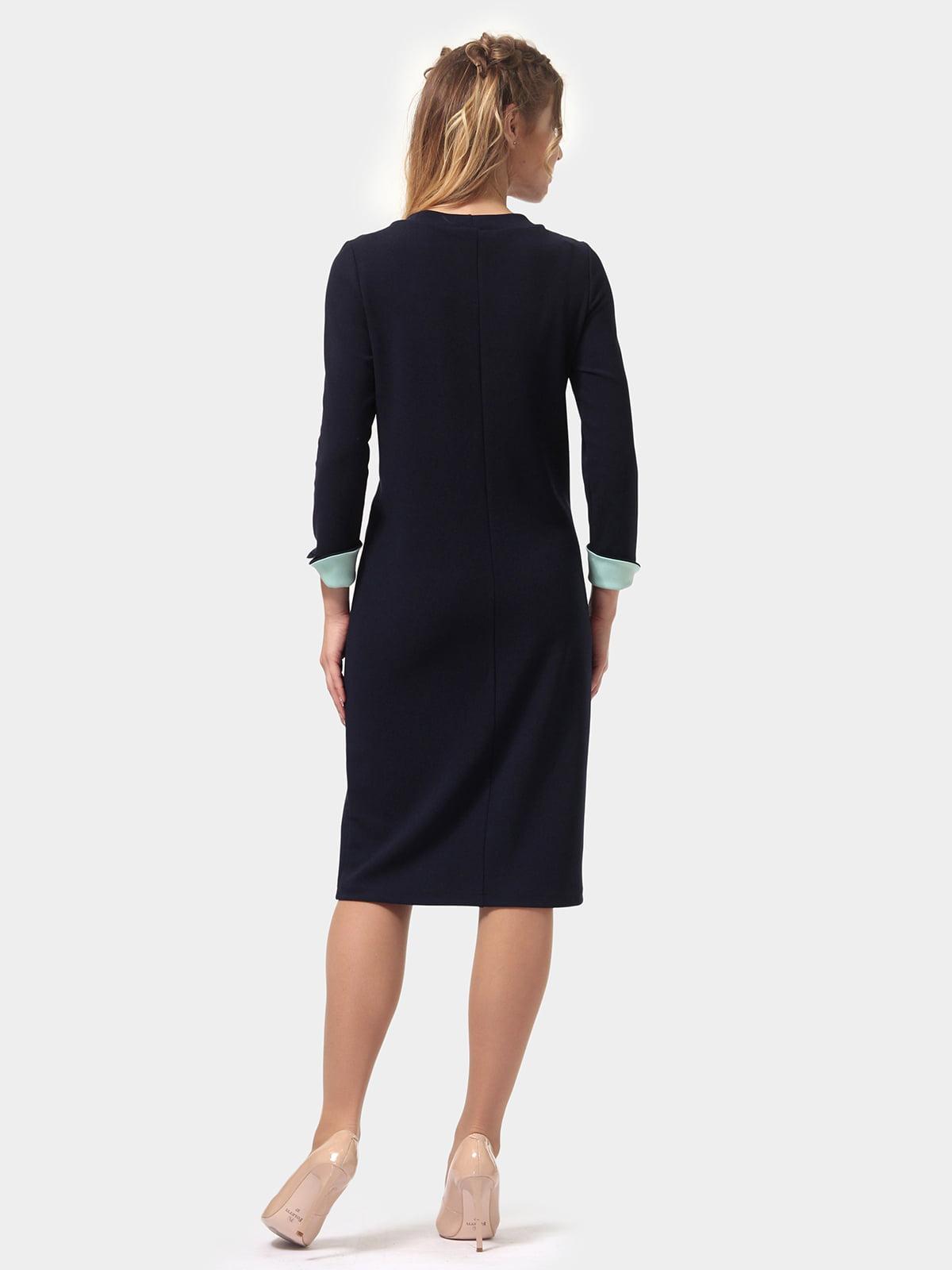 Платье двухцветное | 4775686 | фото 4