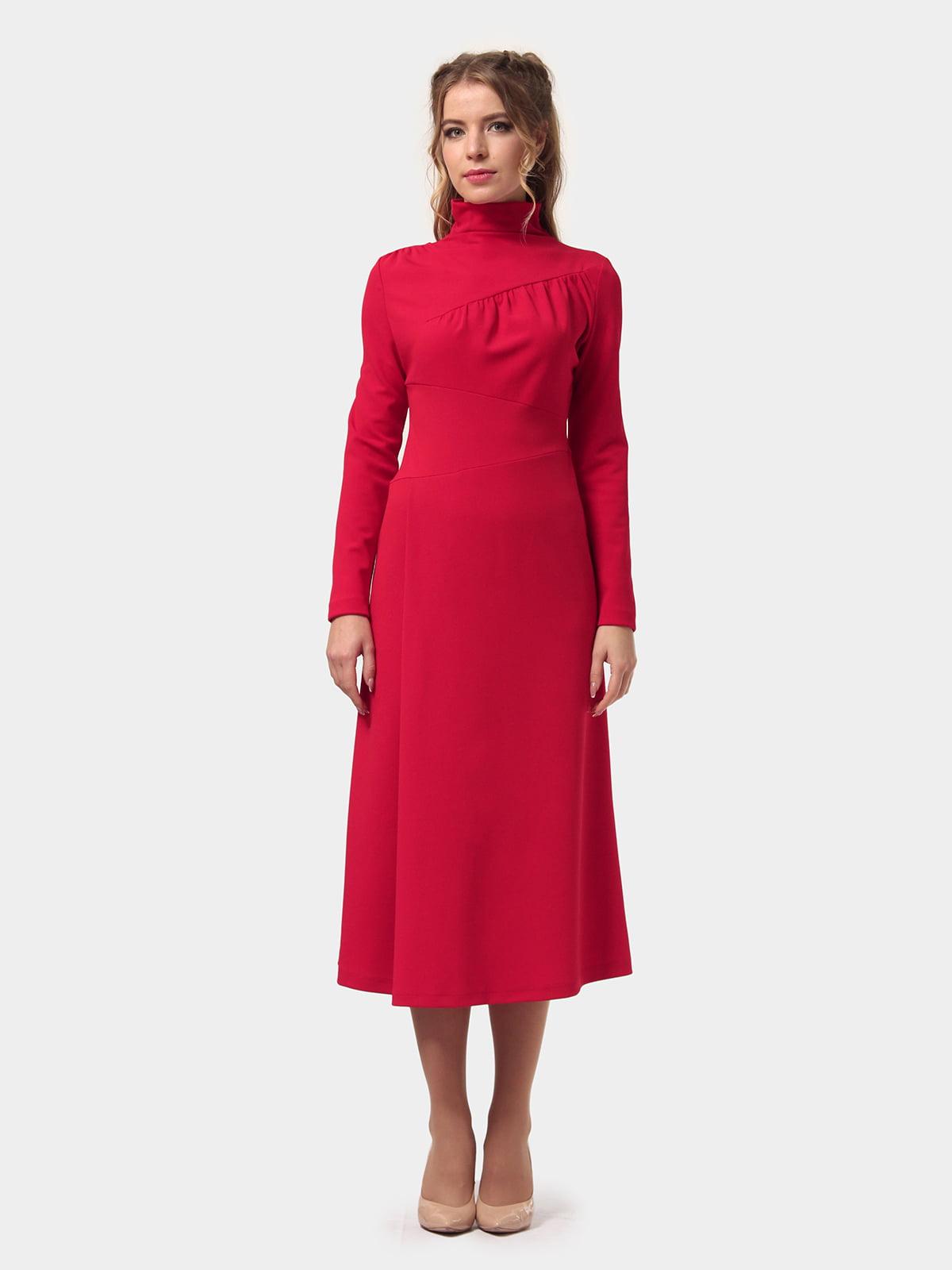 Платье красное | 4775702 | фото 2