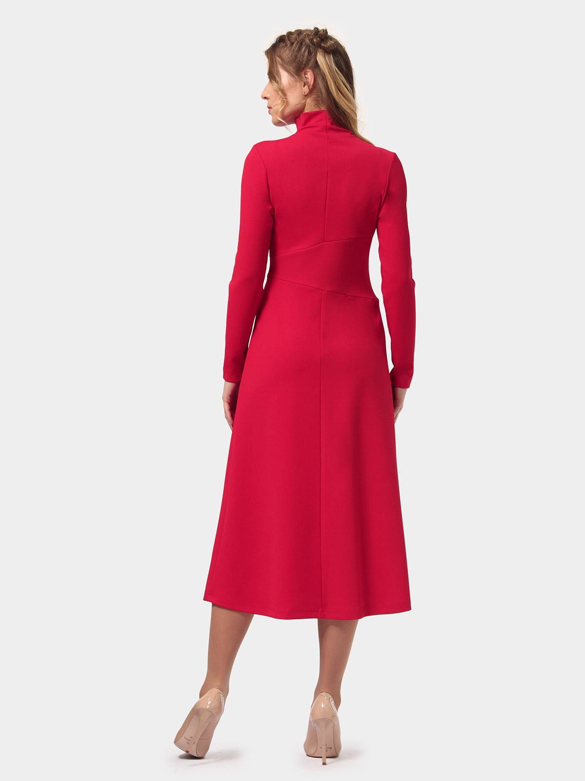 Платье красное | 4775702 | фото 4