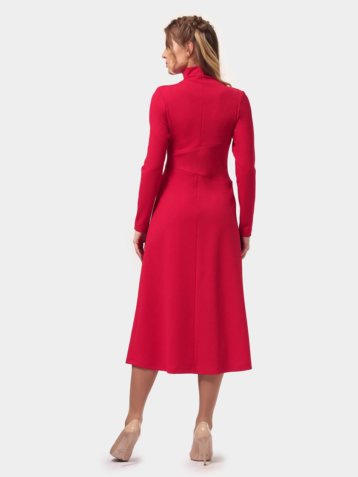 Платье красное | 4775702 | фото 5