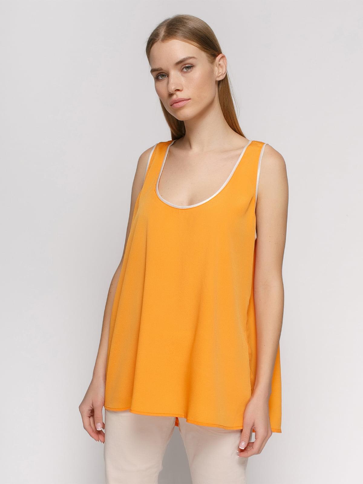 Топ помаранчевий | 2794757