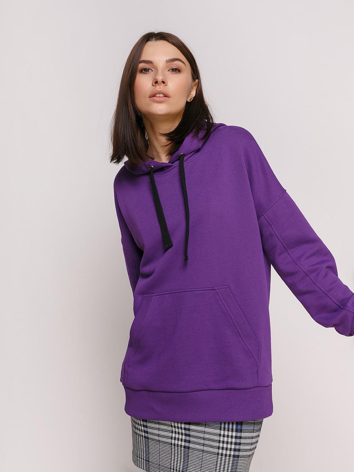 Худі фіолетова   4758601