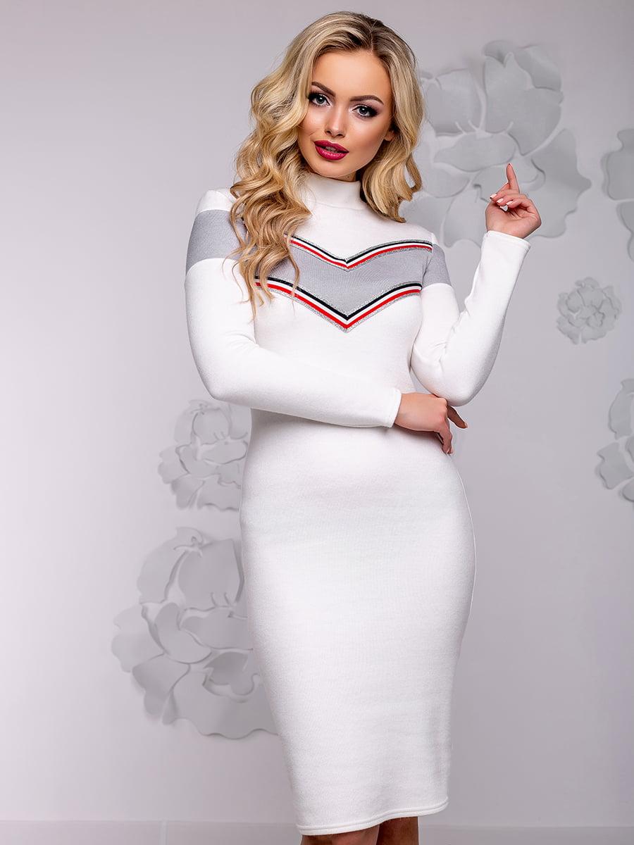Платье белое   4776546