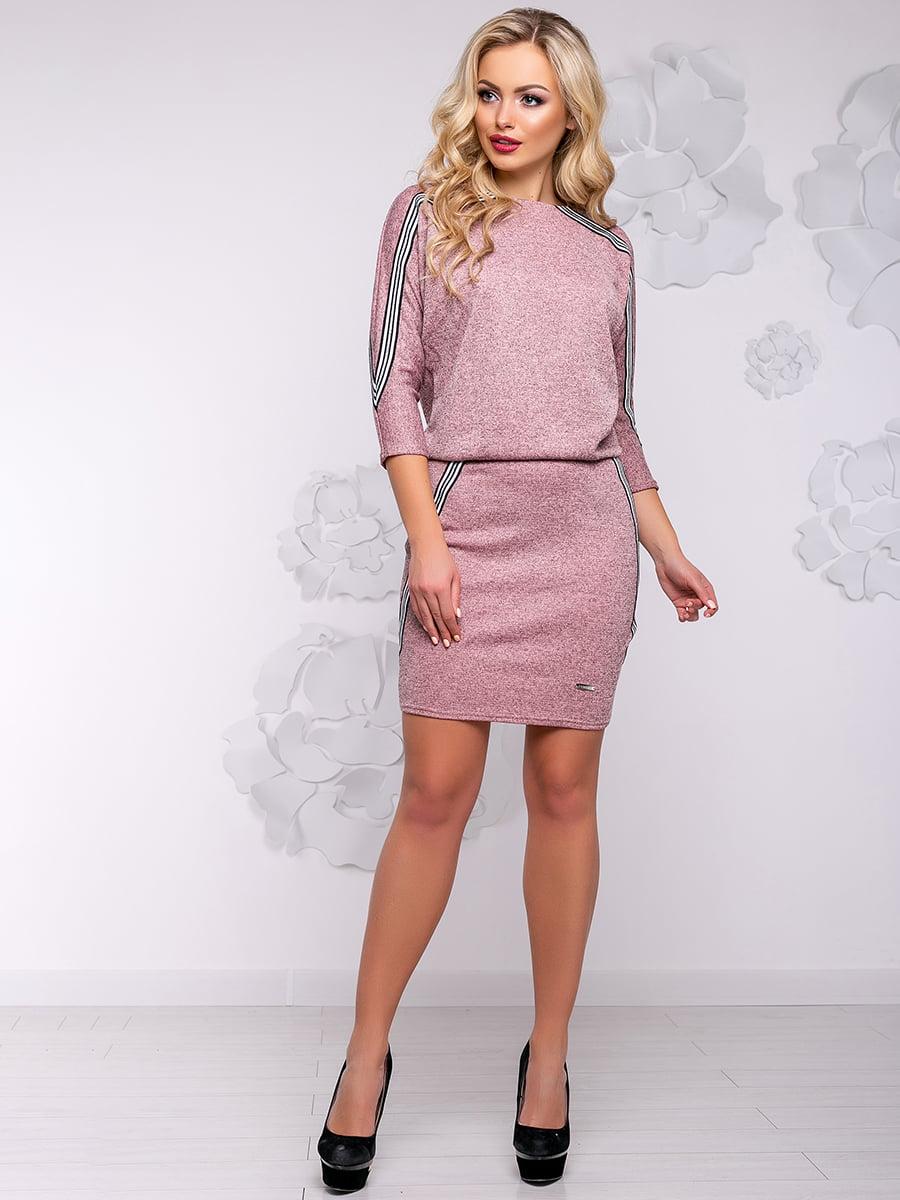 Платье персикового цвета   4776550