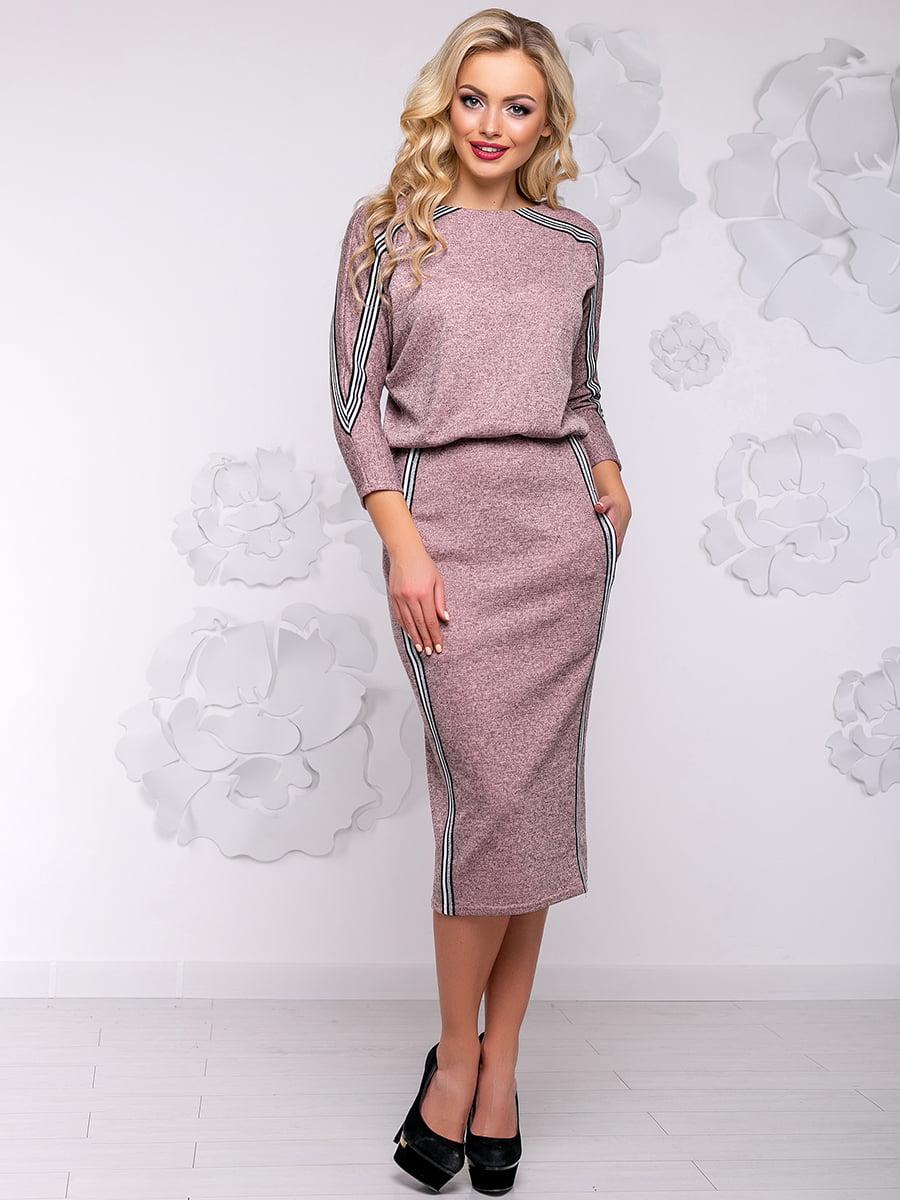 Сукня персикового кольору | 4776557 | фото 2