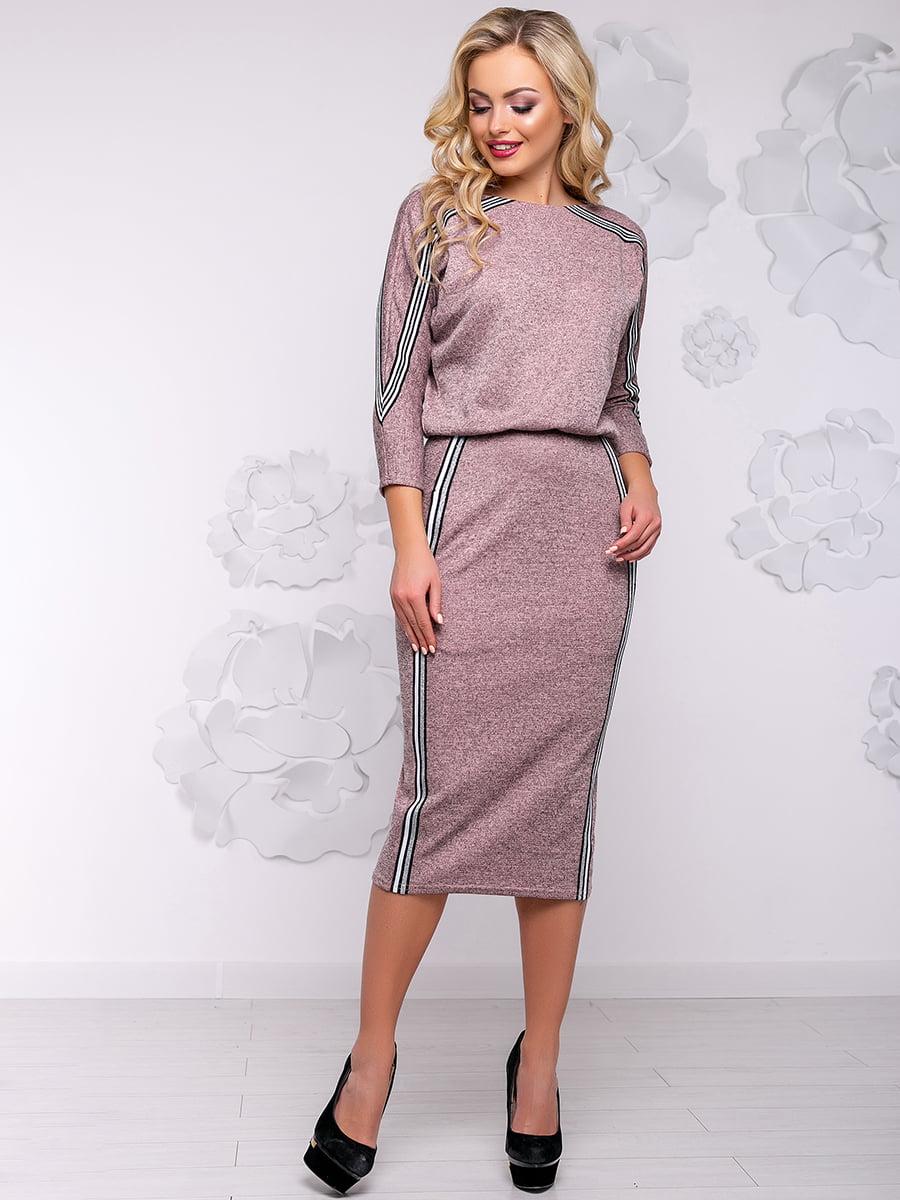 Сукня персикового кольору | 4776557 | фото 3