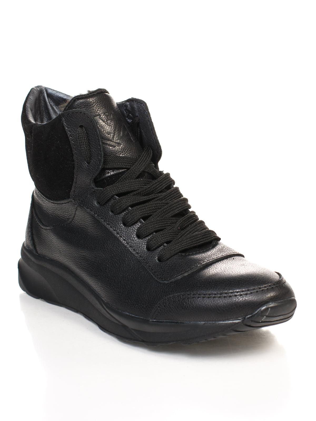 Черевики чорні | 4771550
