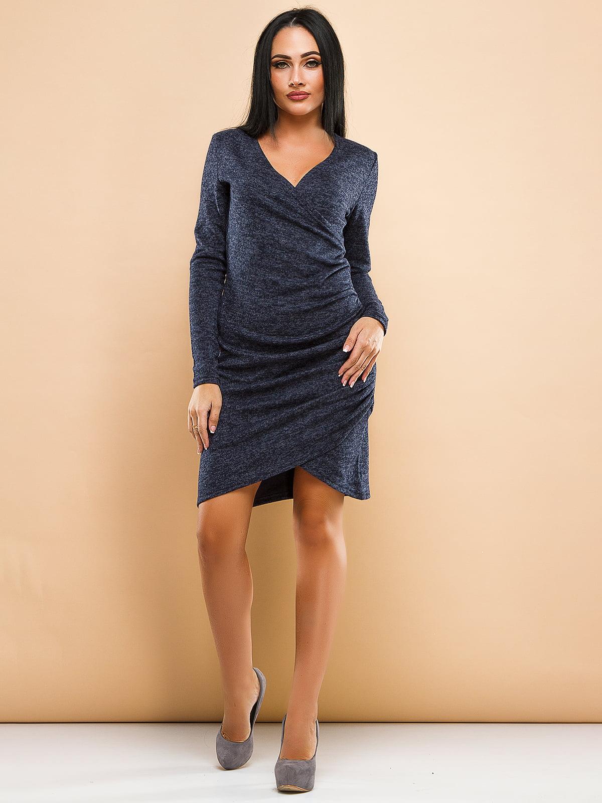 Сукня темно-синя   4778594