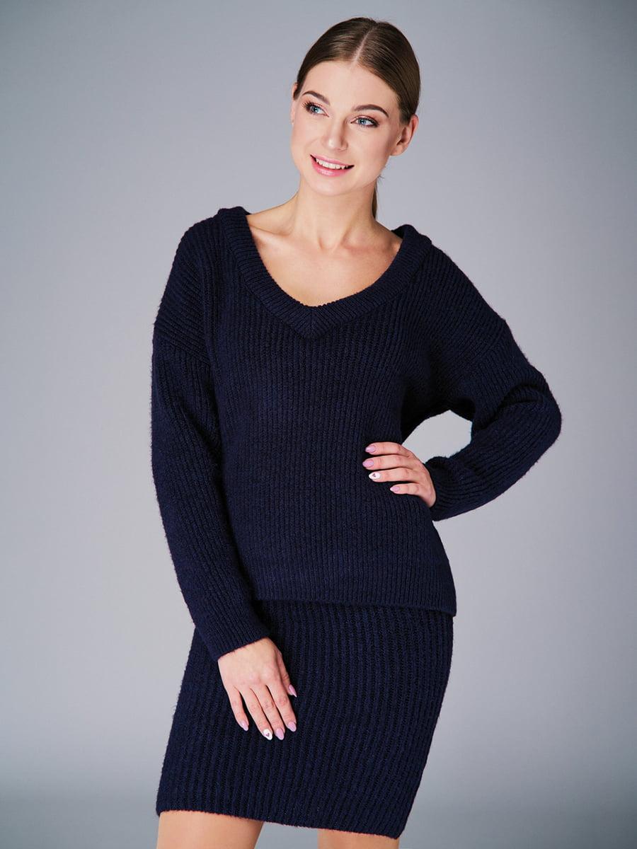 Комплект: пуловер и юбка | 4778466 | фото 2