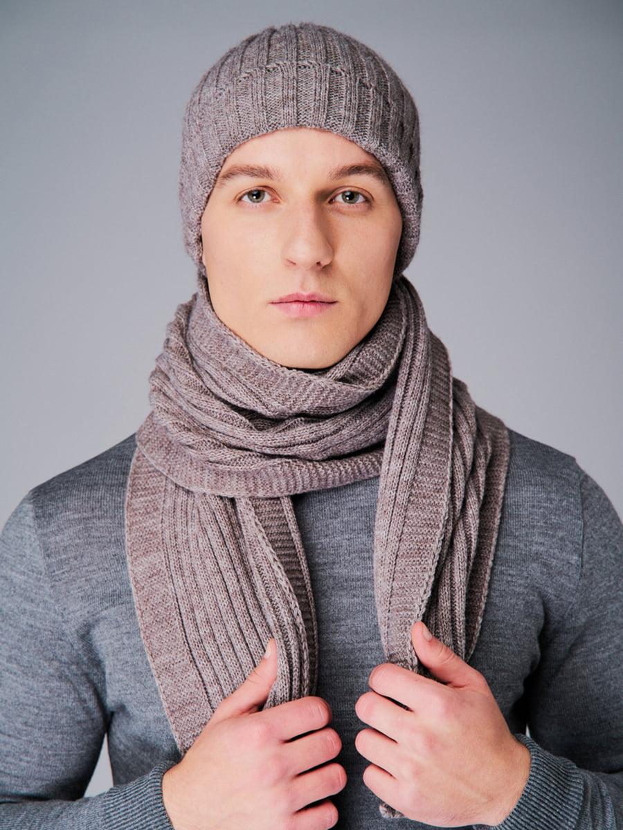 Комплект: шапка и шарф | 4778506