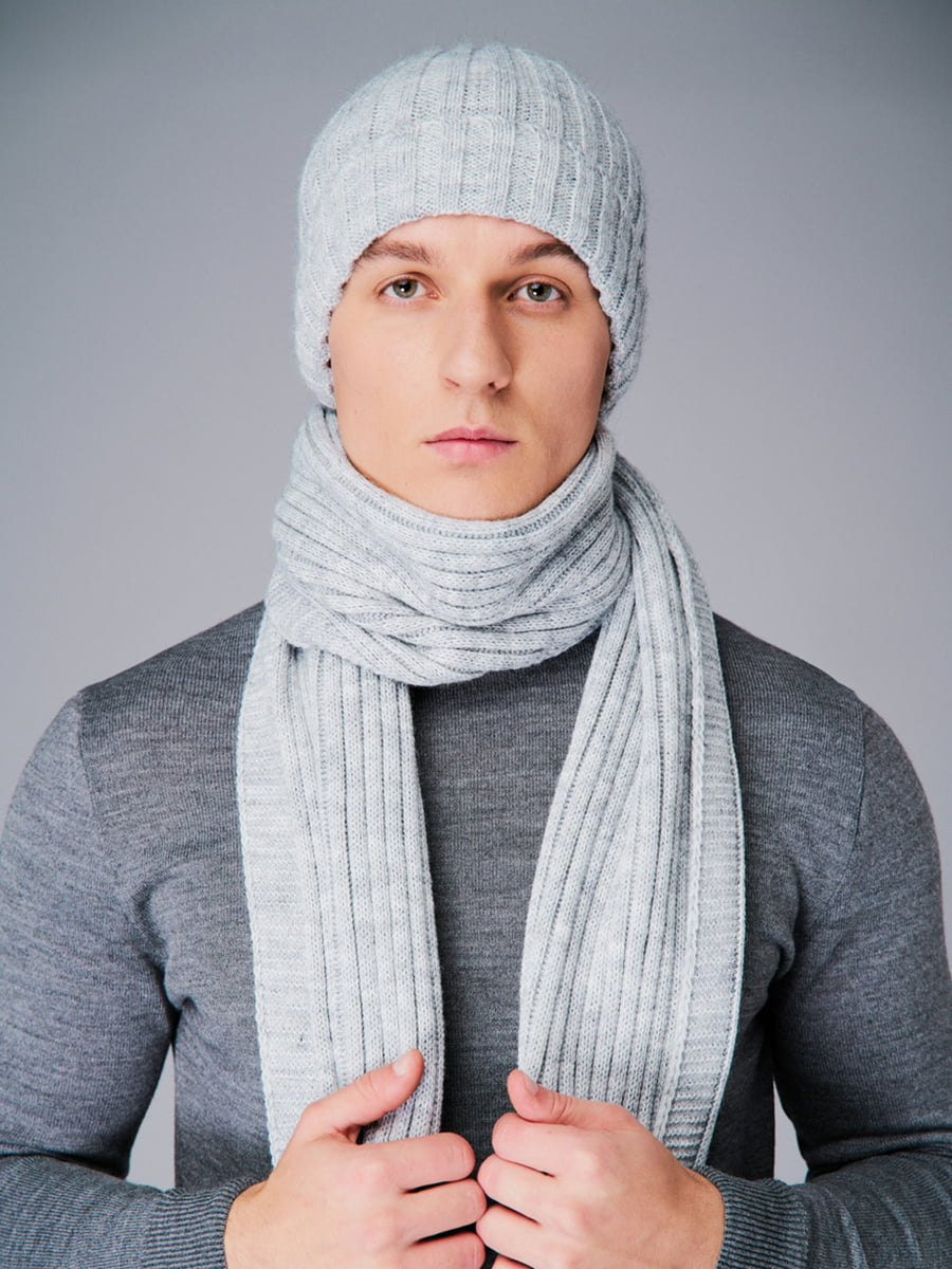 Комплект: шапка и шарф | 4778507