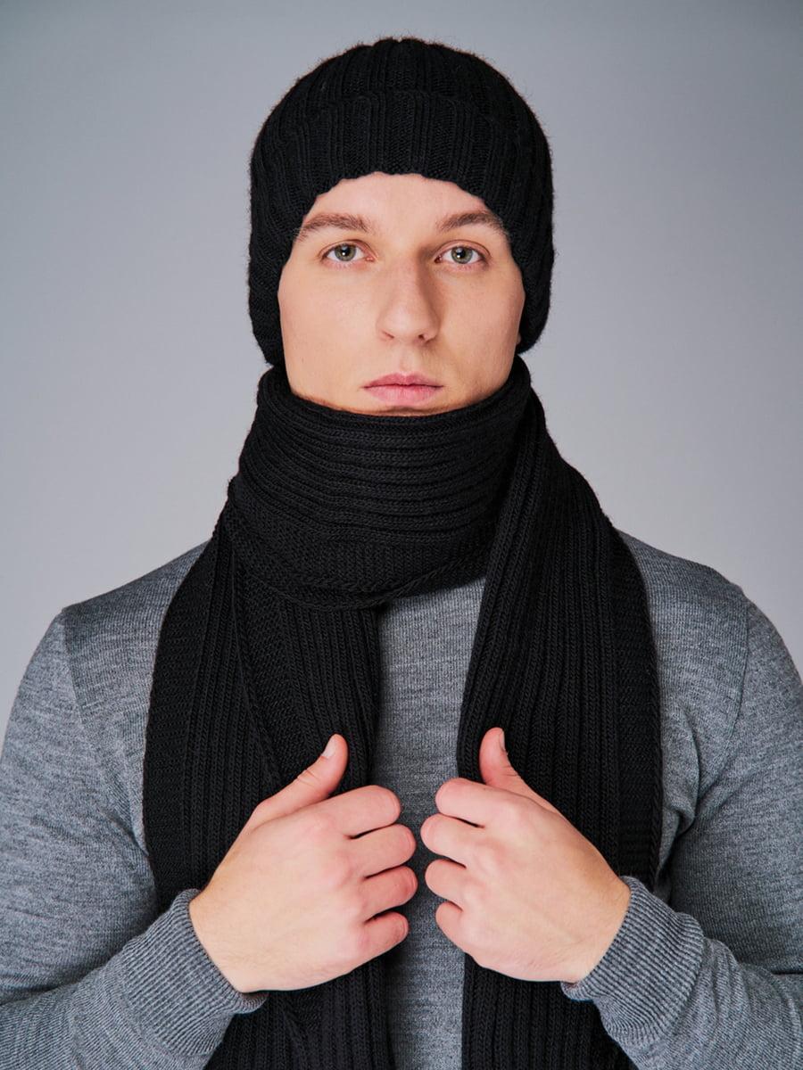 Комплект: шапка і шарф | 4778508