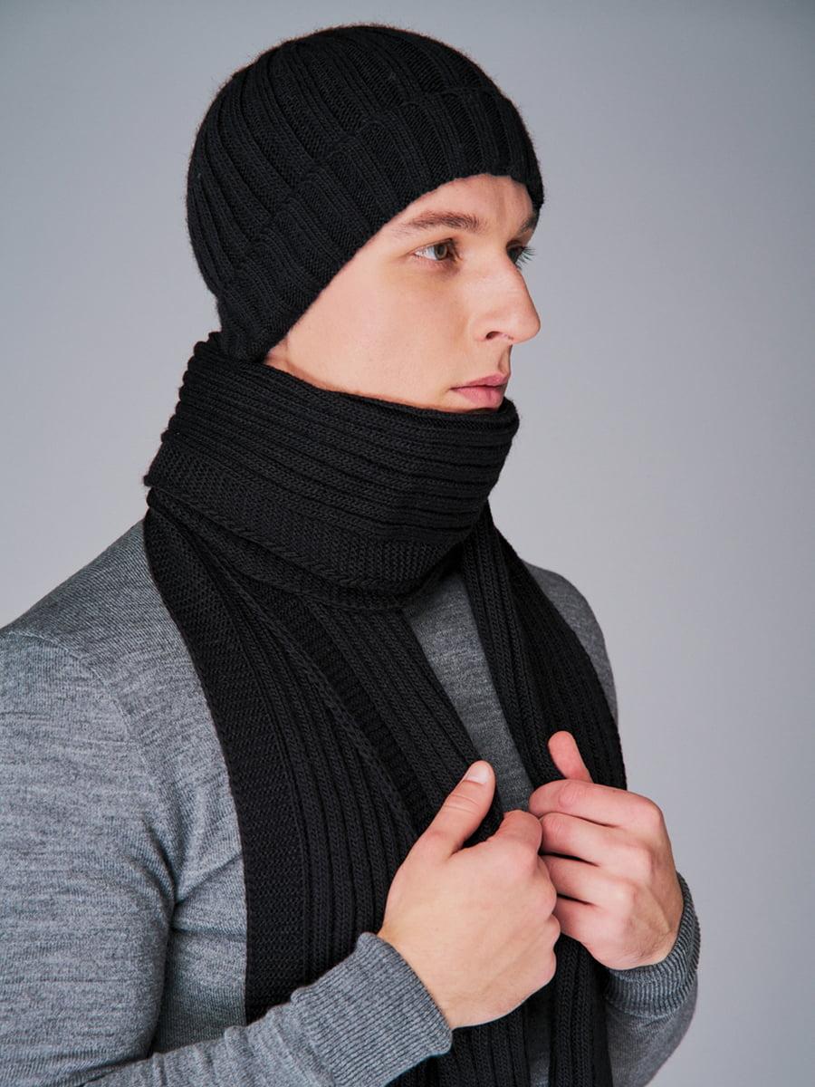 Комплект: шапка і шарф | 4778508 | фото 2