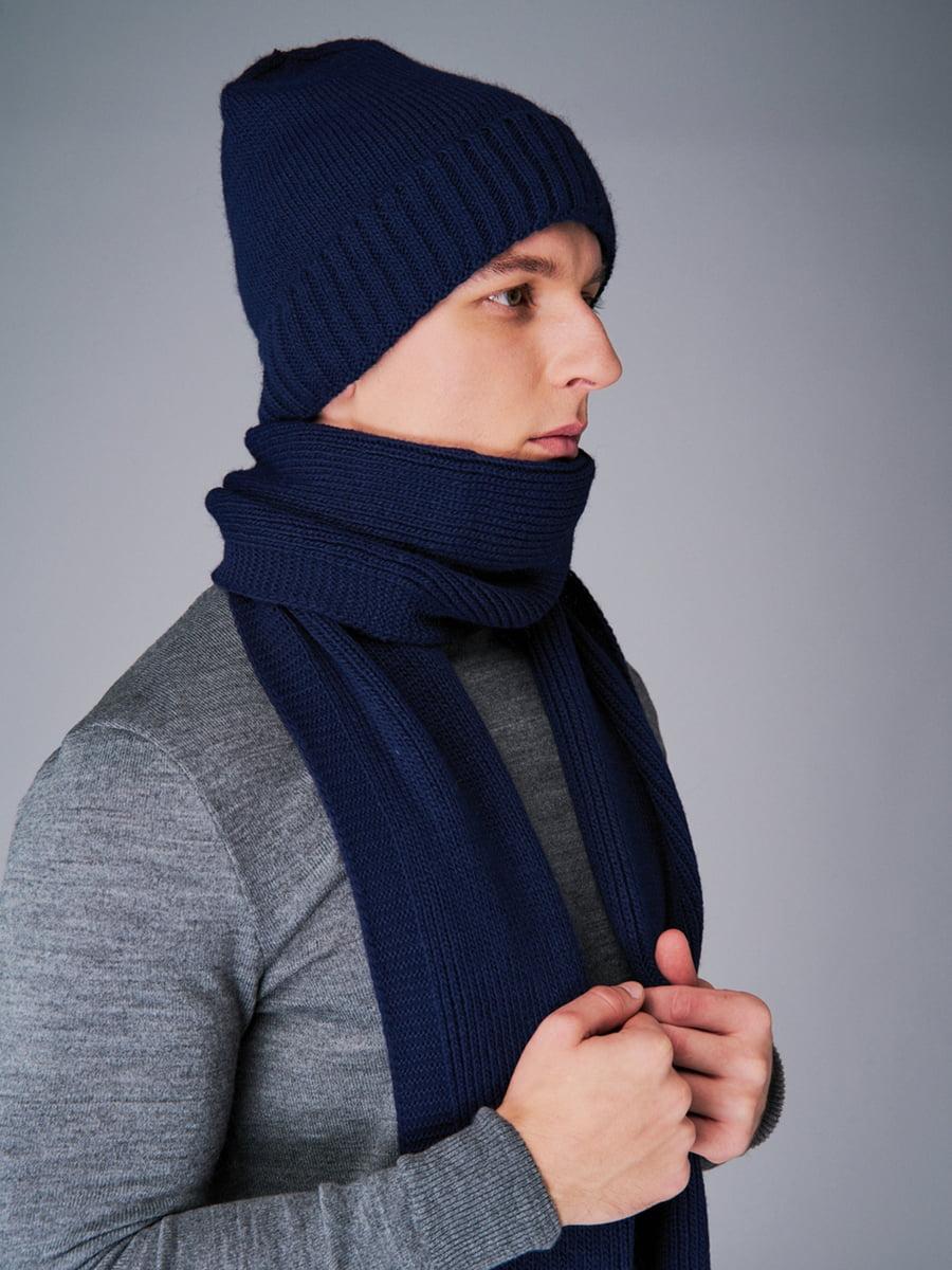 Комплект: шапка і шарф | 4778516