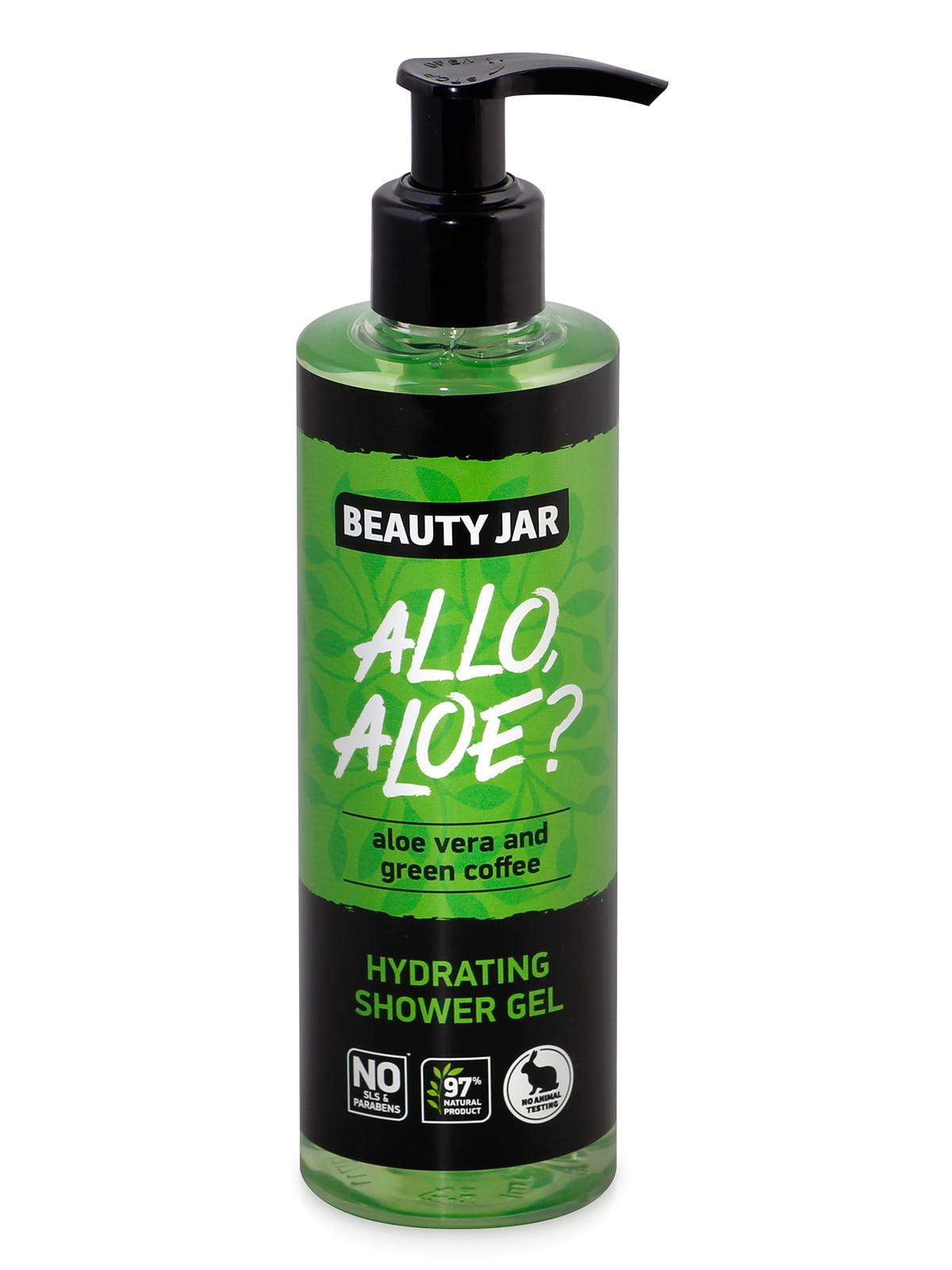 Гель для душа Allo, Aloe? (250 мл)   4778610