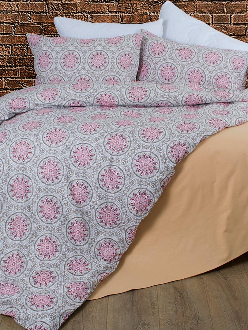 Комплект постельного белья семейный   4707156