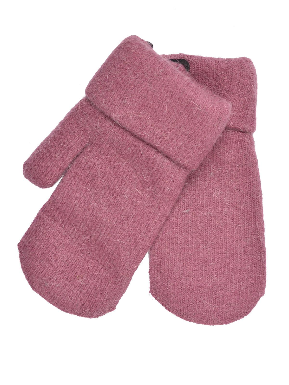 Рукавички рожеві | 4780733