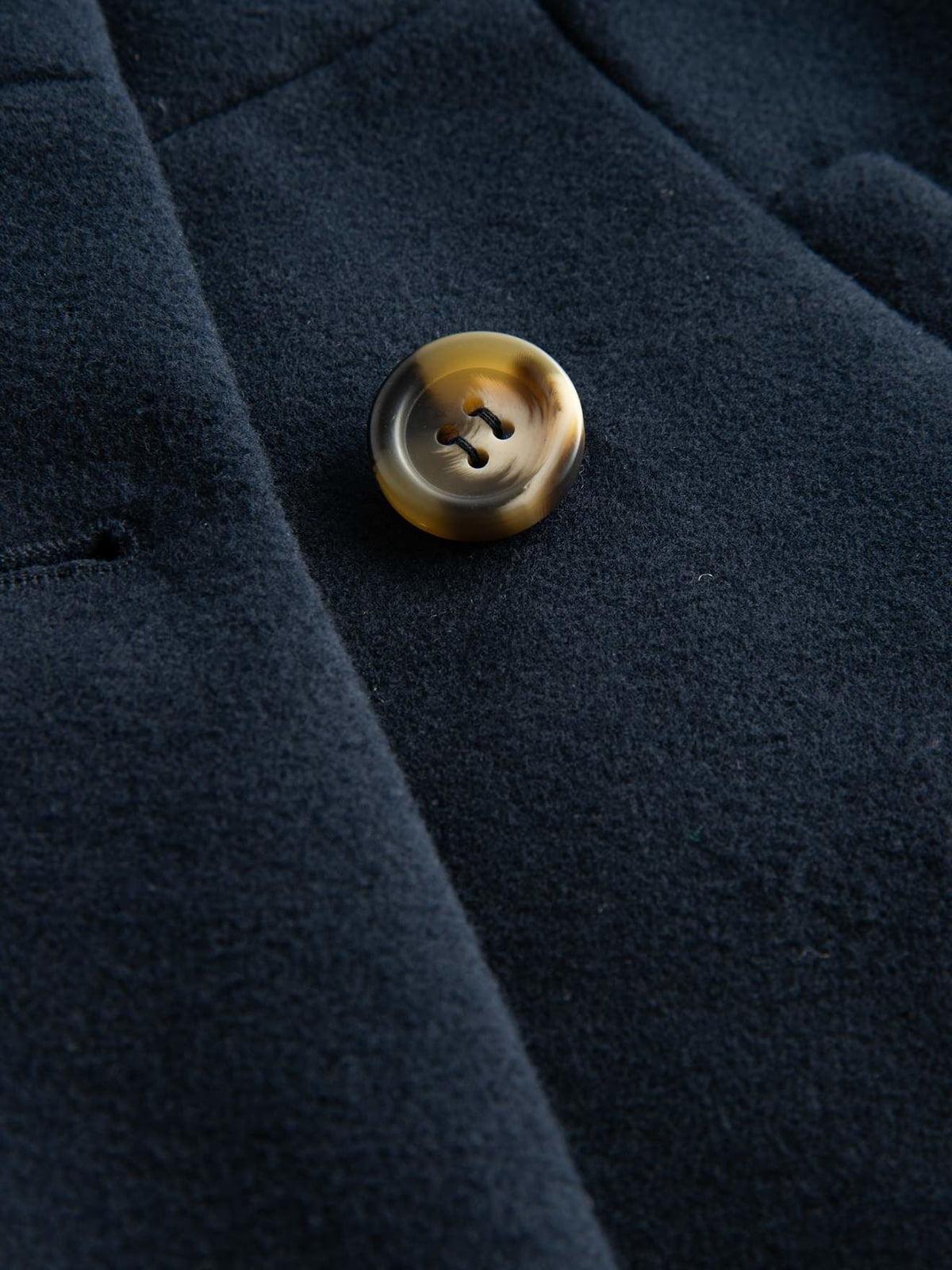 Пальто синє | 4677712 | фото 12