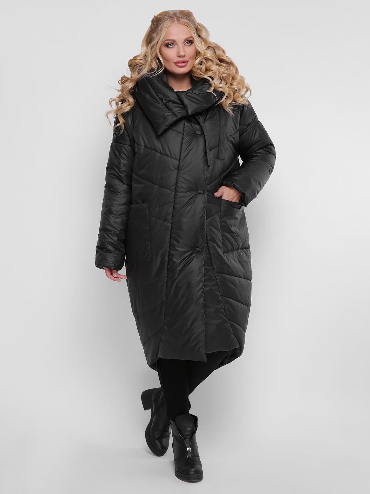 Пальто черное | 4781727