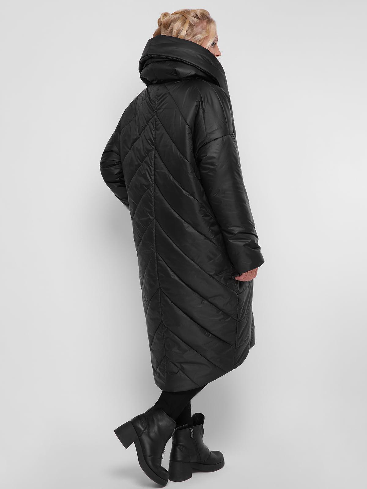 Пальто черное | 4781727 | фото 3