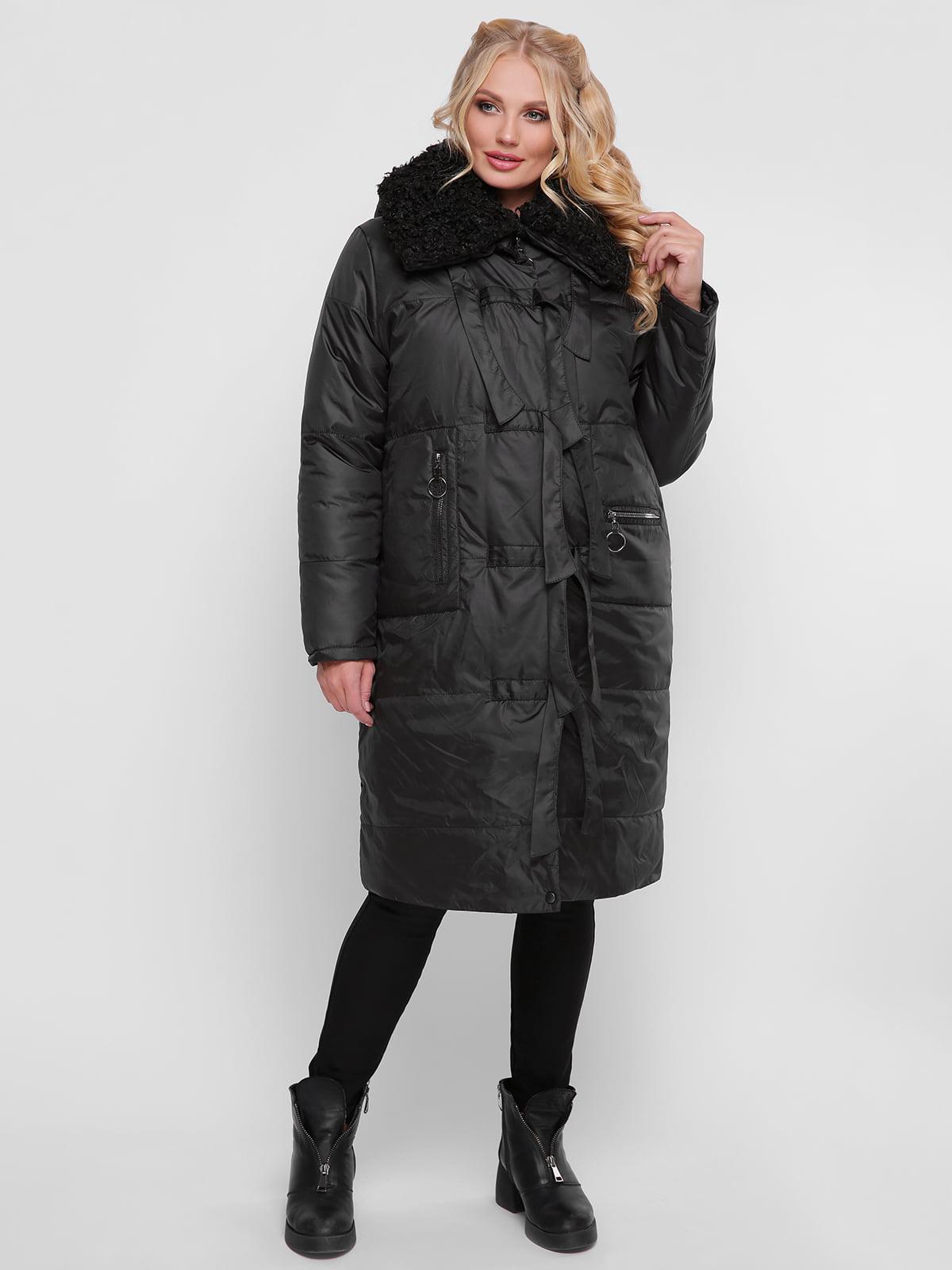 Пальто черное | 4781734
