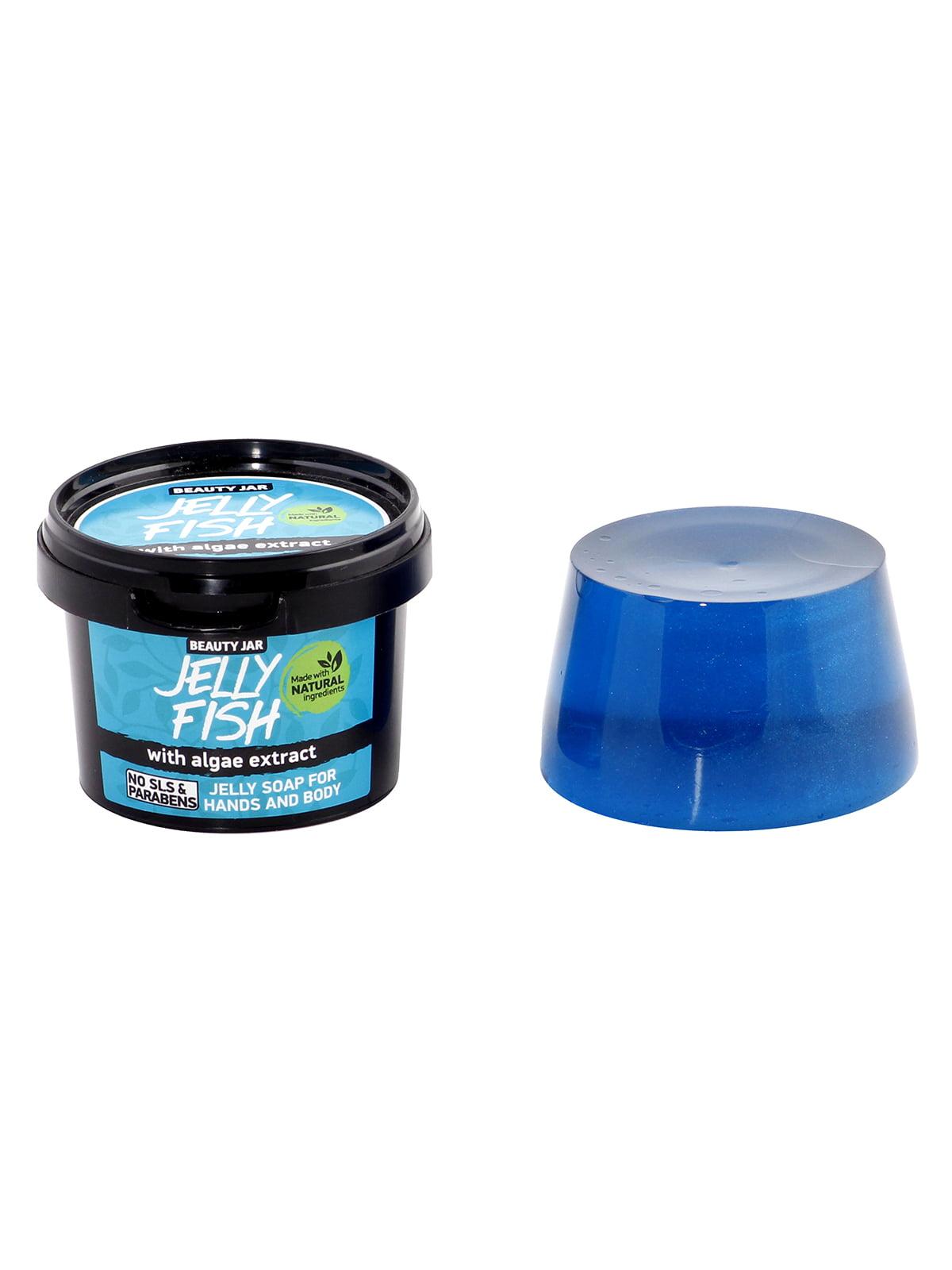 Мыльное желе для рук и тела Jelly Fish (130 г) | 4778583
