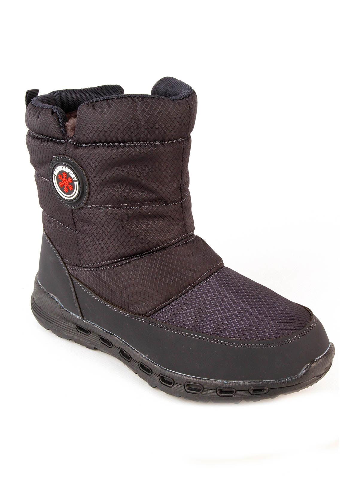 Ботинки темно-синие   4781950