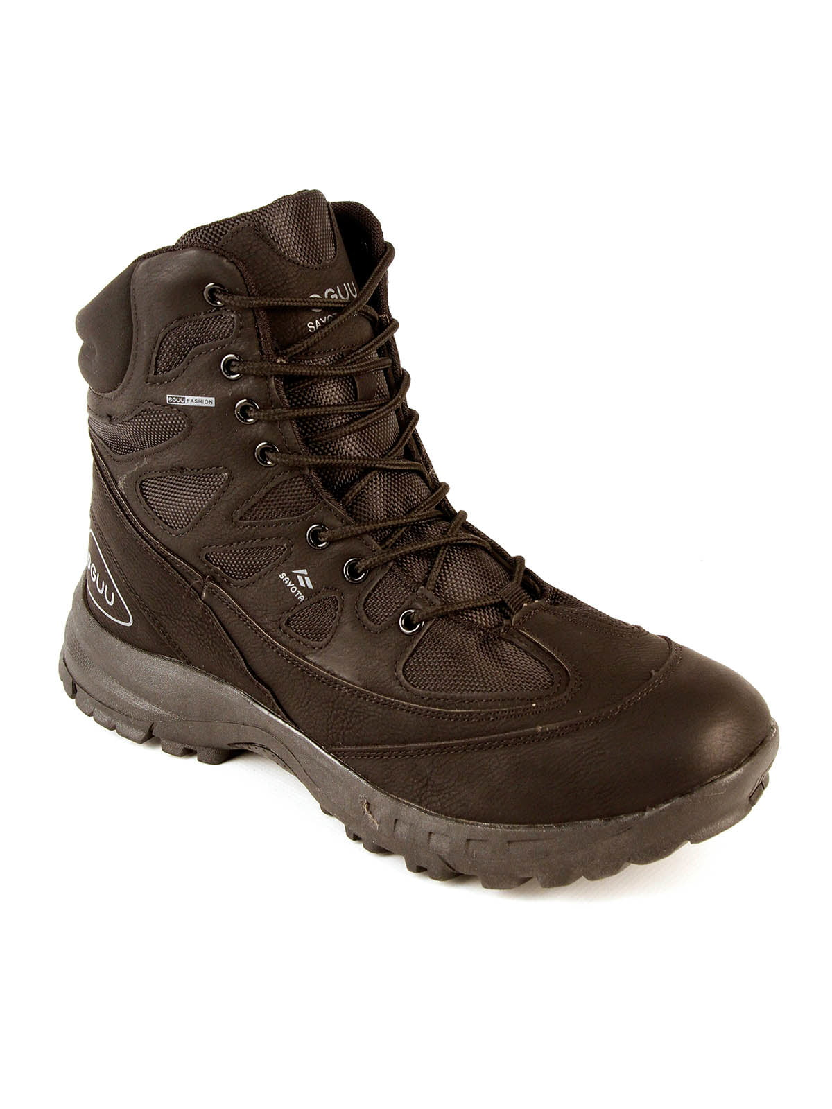 Ботинки черные | 4781960