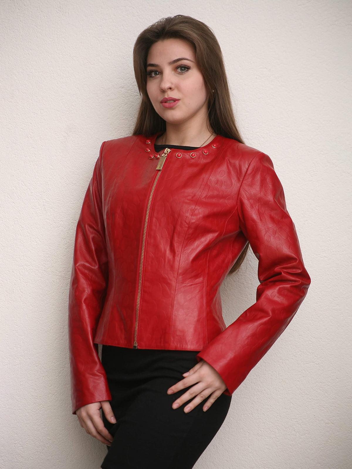 Куртка красная | 4782832