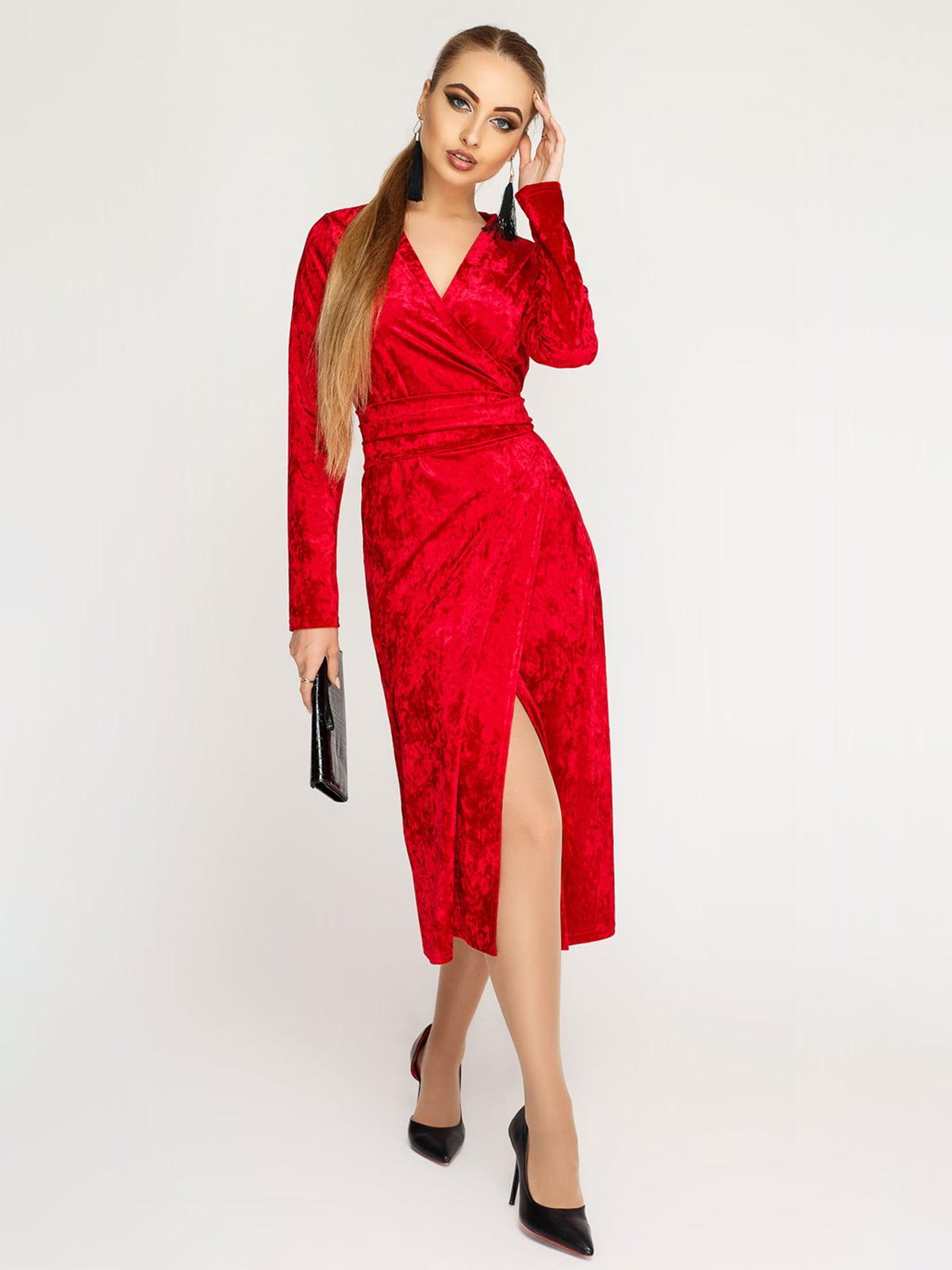 Сукня червона   4782990